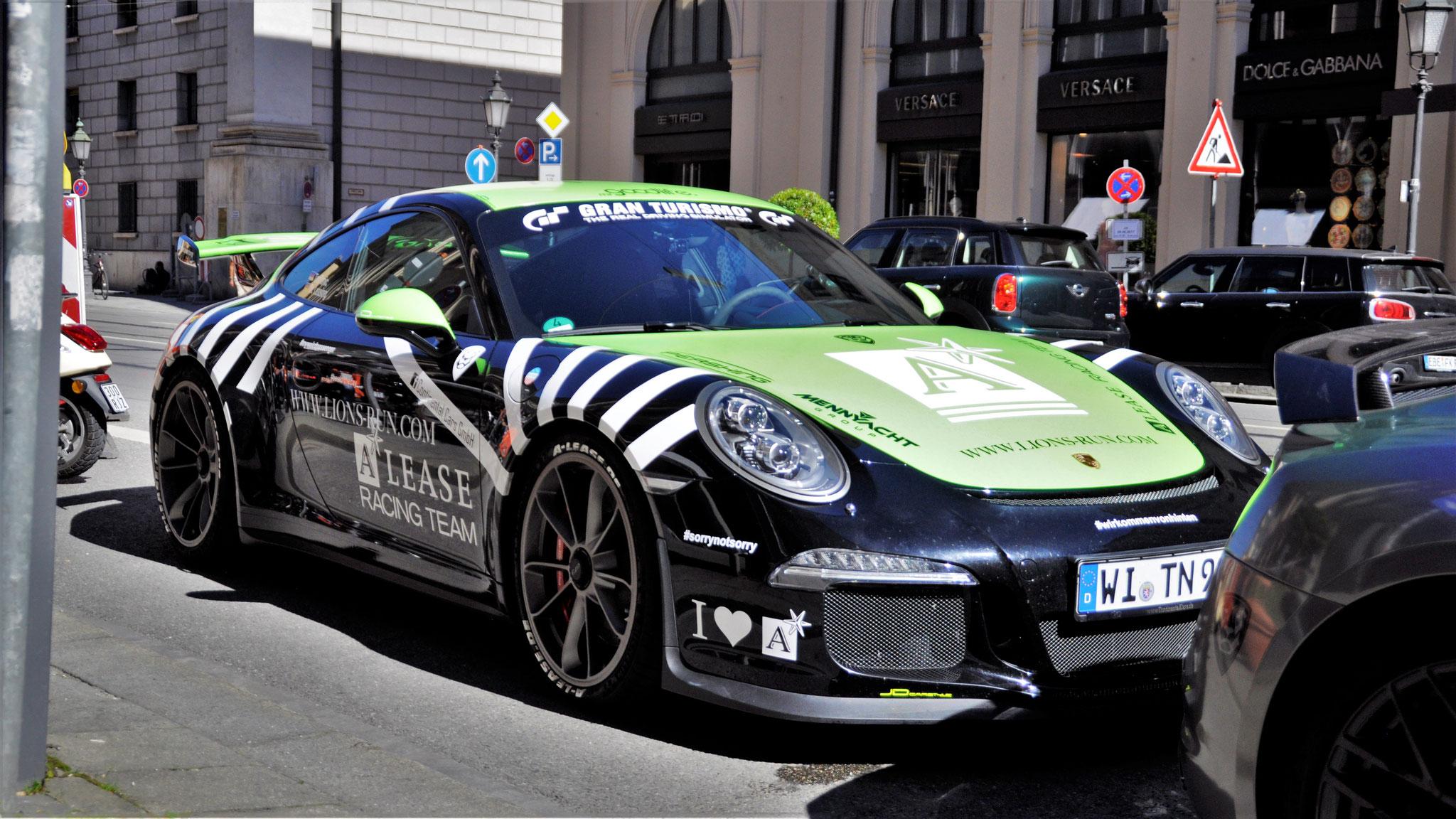 Porsche 991 GT3 - WI-TN-991