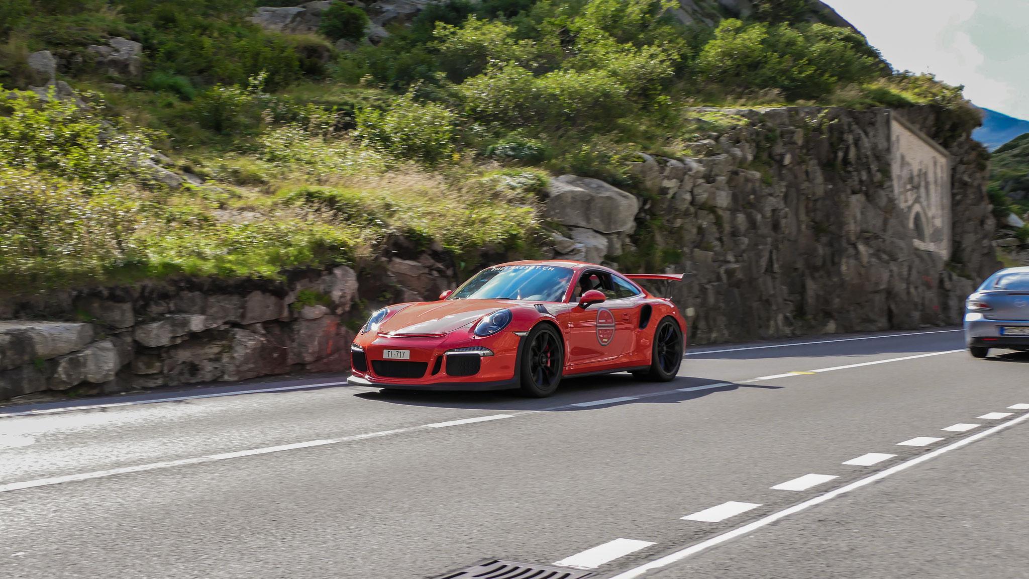 Porsche 911 GT3 RS - TI-717