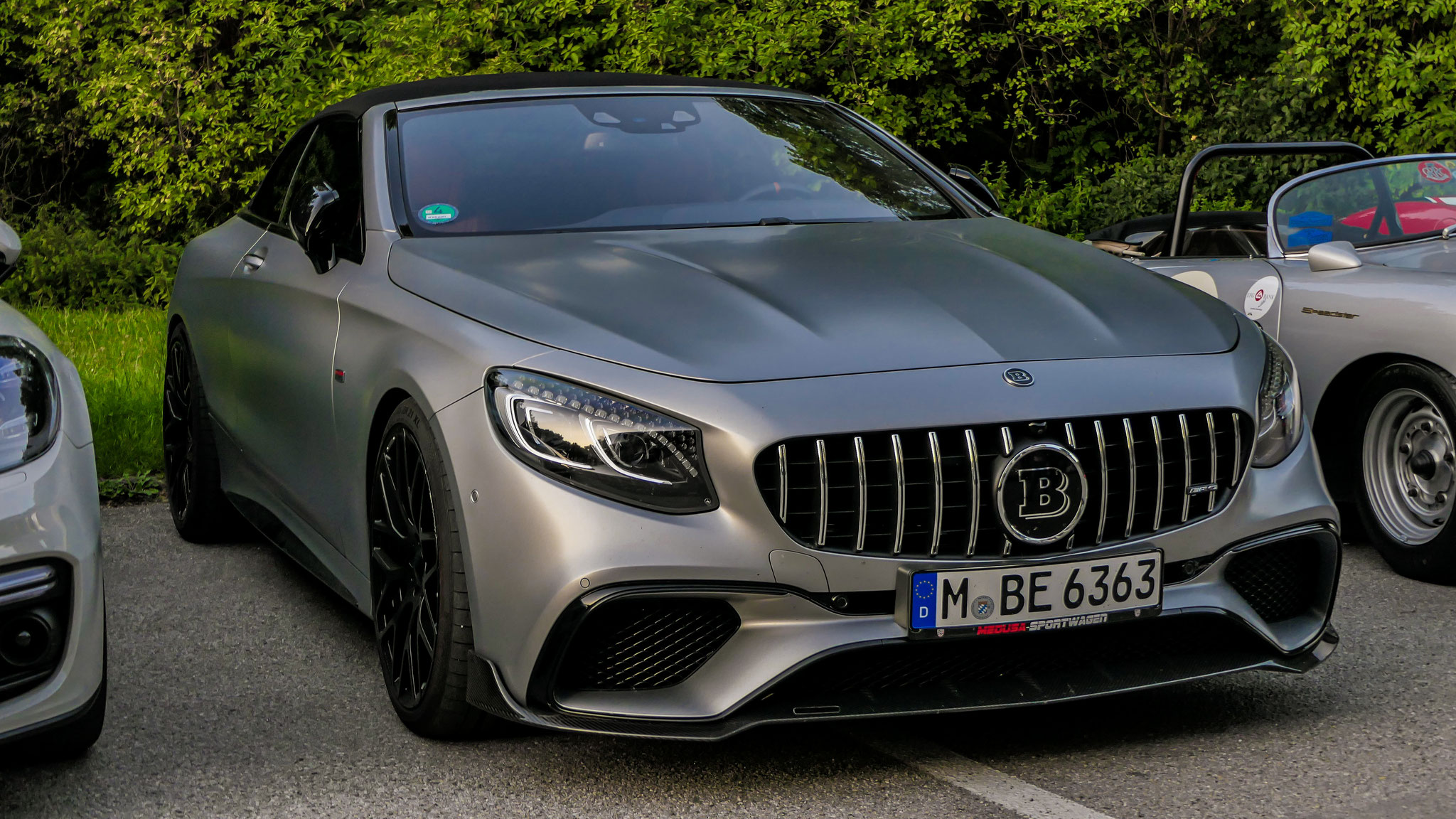 Brabus S63 Cabriolet - M-BE-6363