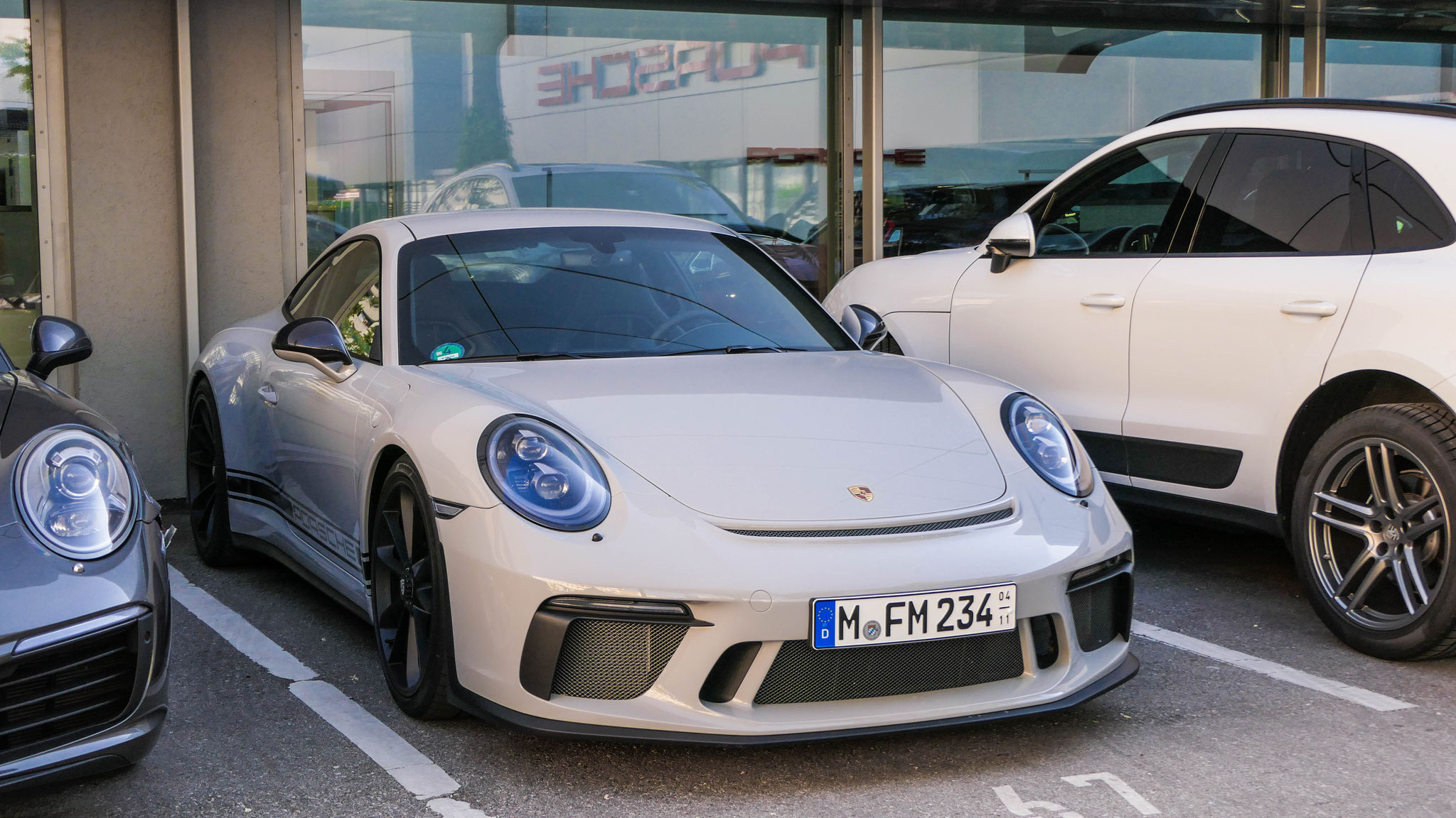 Porsche 991 GT3 Touring Package - M-FM-234