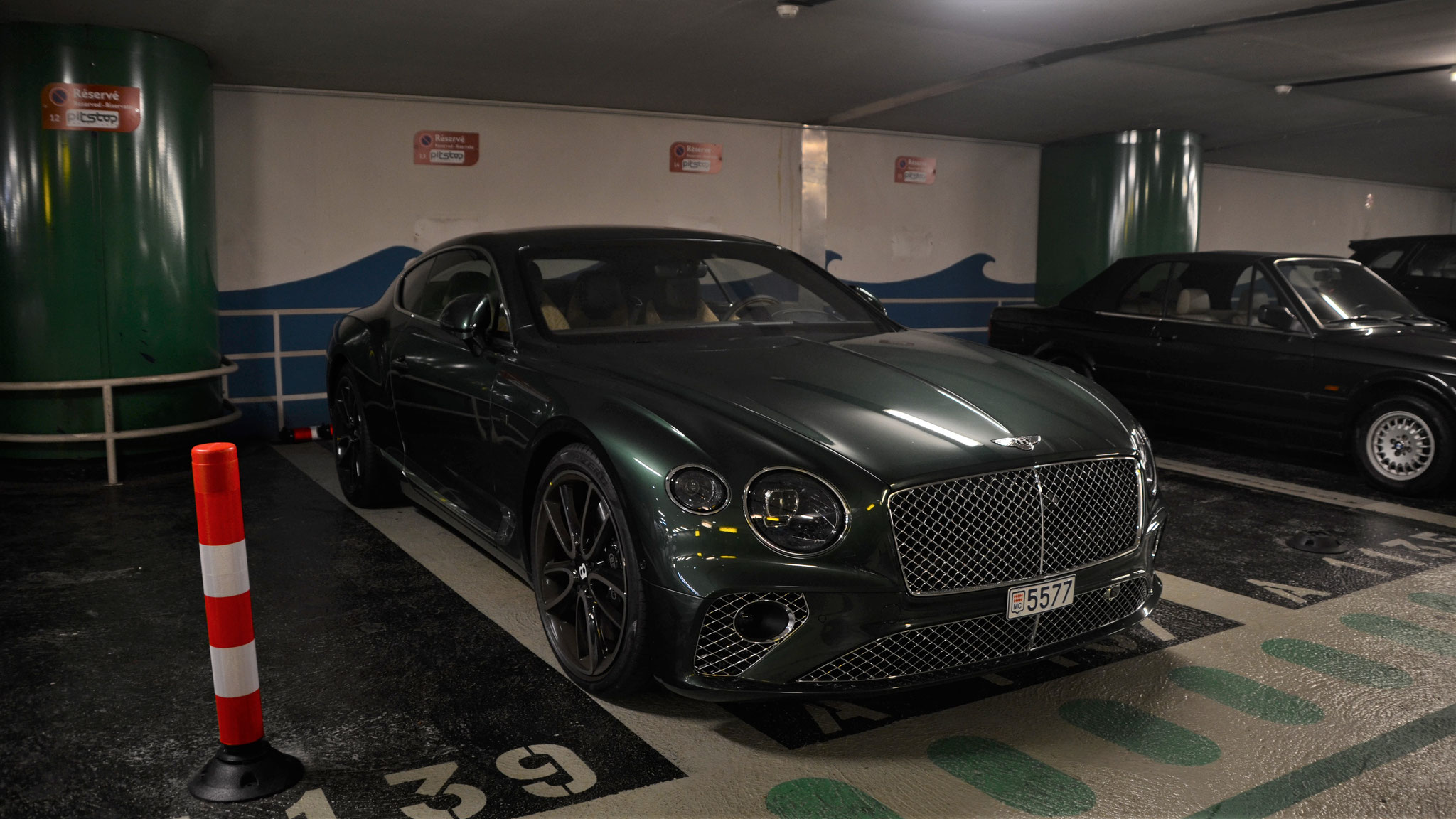Bentley Continental GT - 5577 (MC)