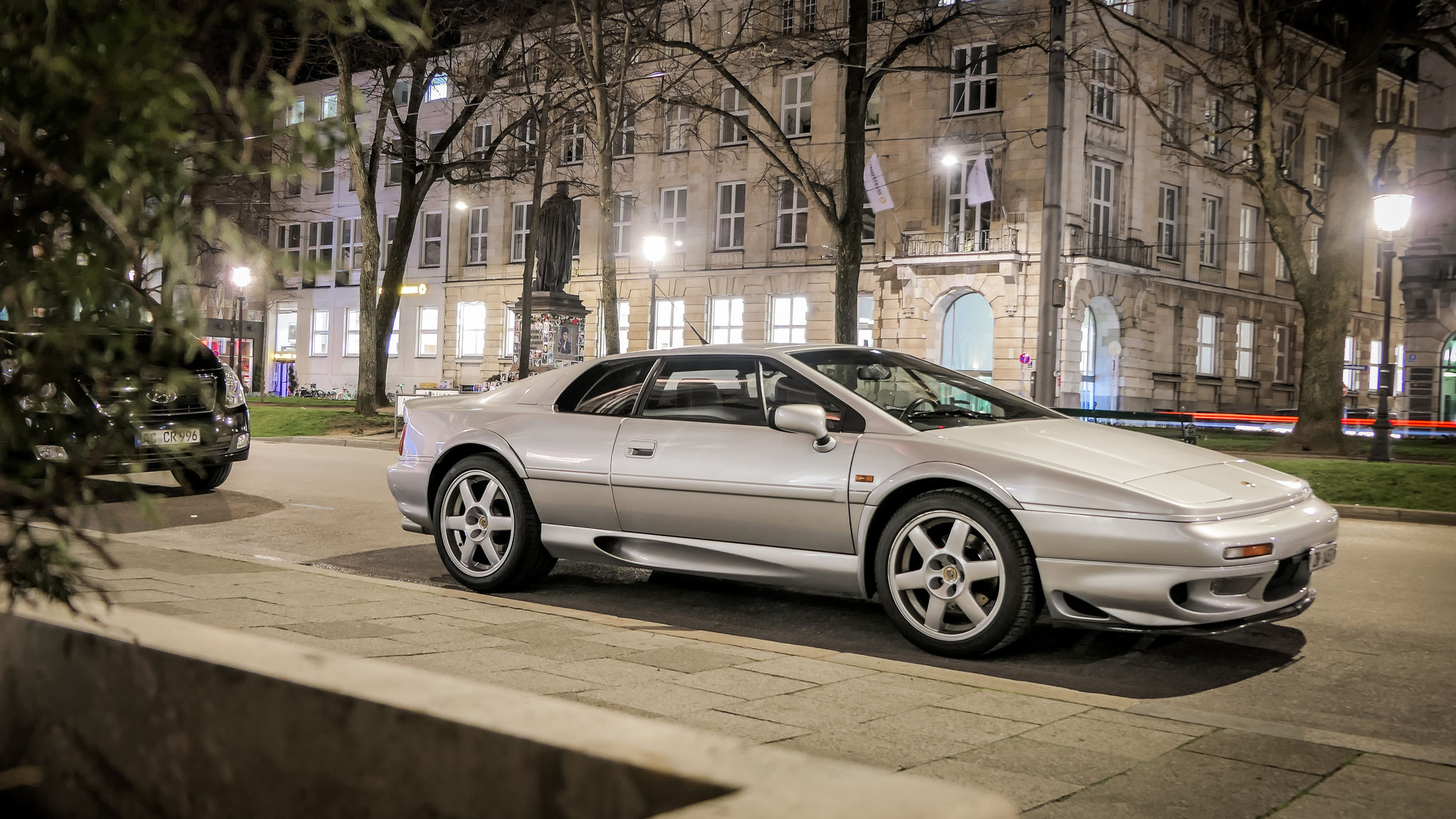 Lotus Esprit V8 - ZH-1453 (CH)