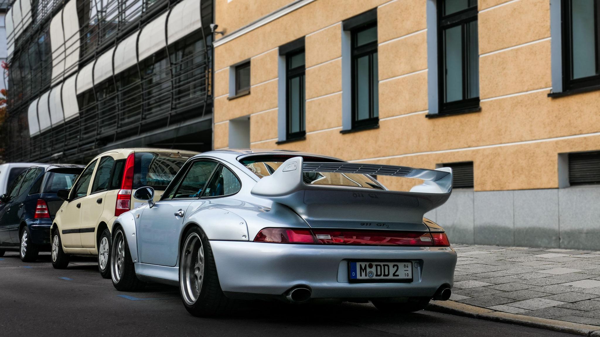 Porsche 993 GT2 - M-DD-2