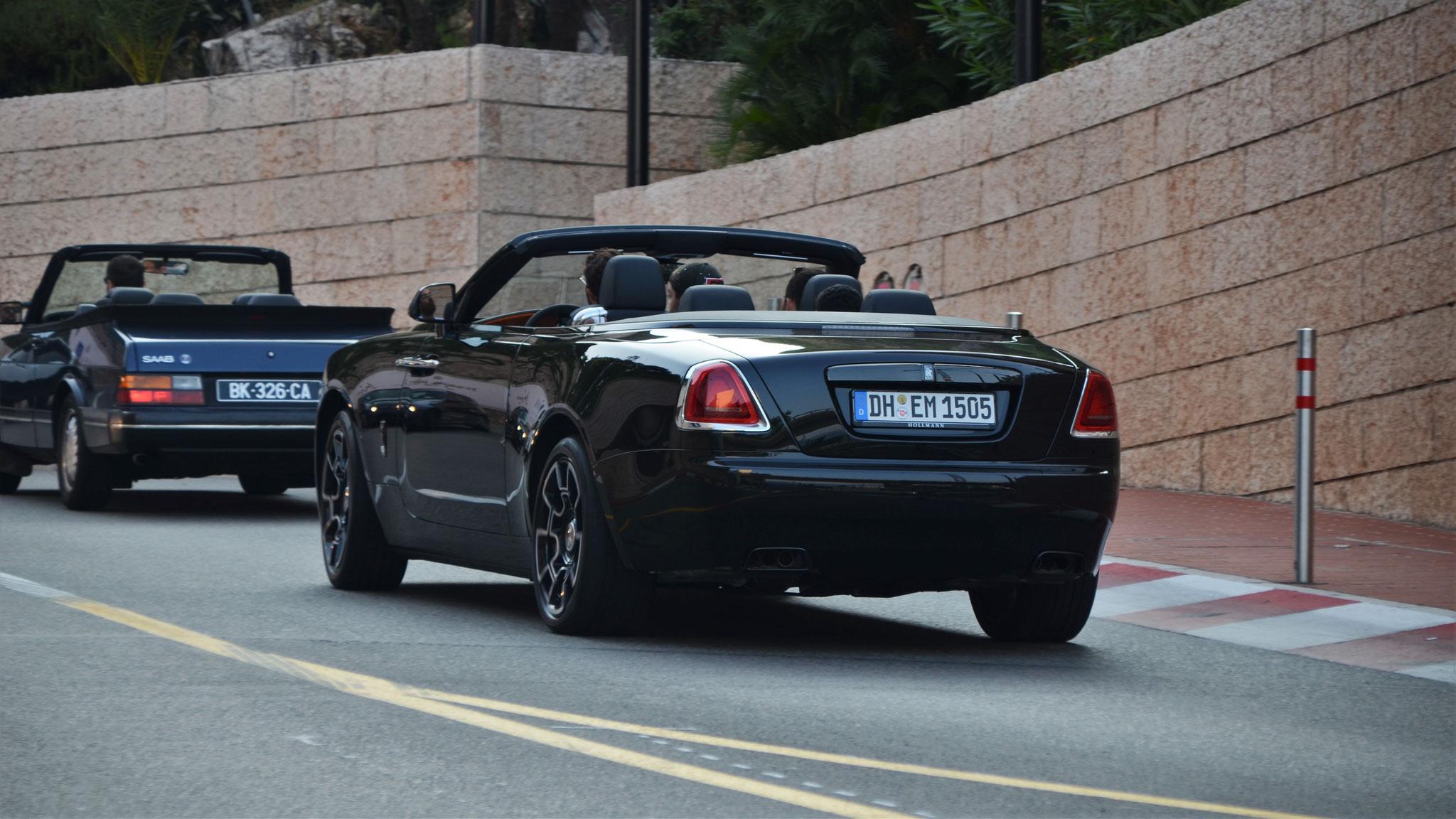 Rolls Royce Dawn Black Badge - DH-EM-1505