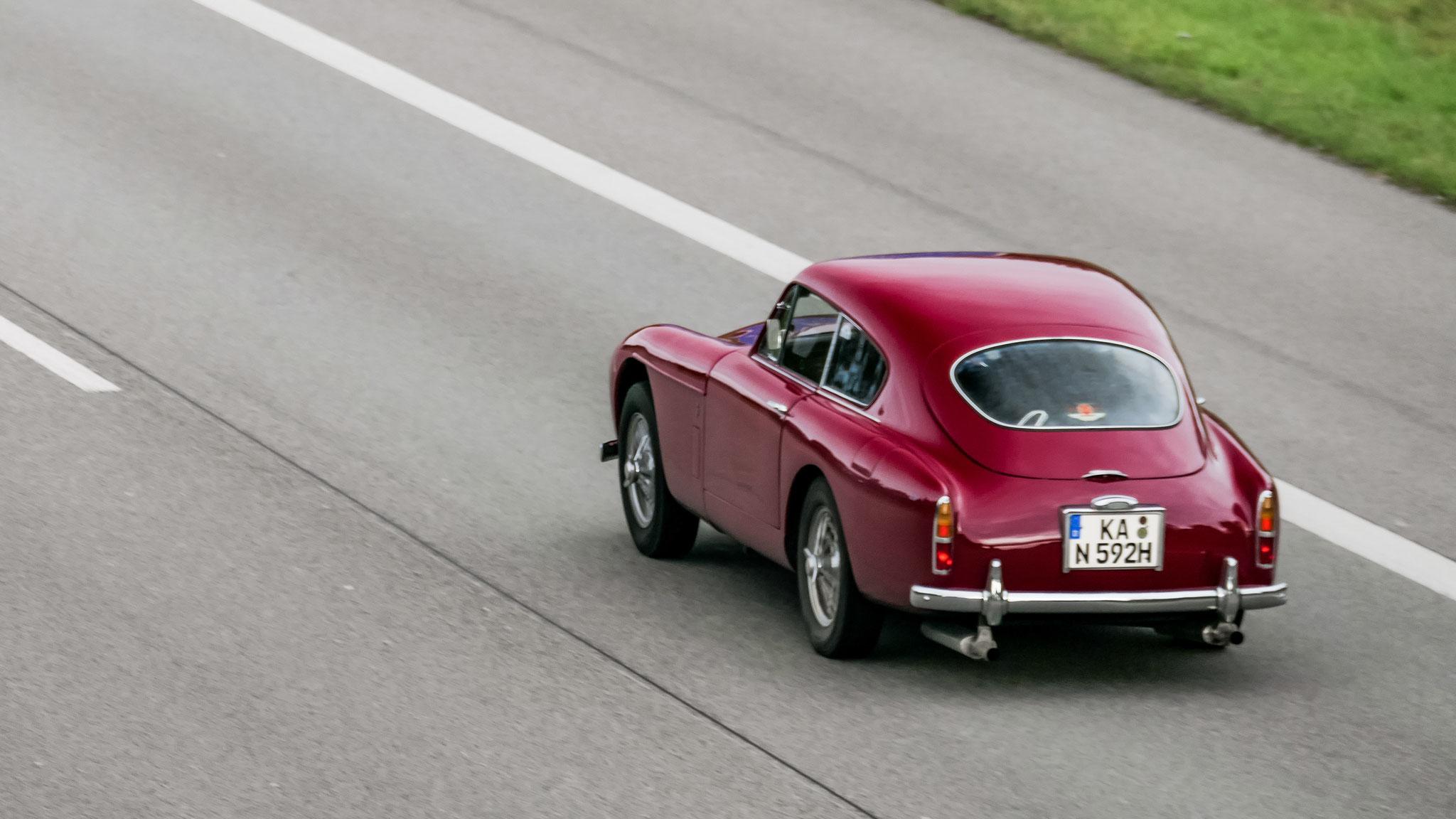Aston Martin DB2/4 Mk III - KA-N-592H
