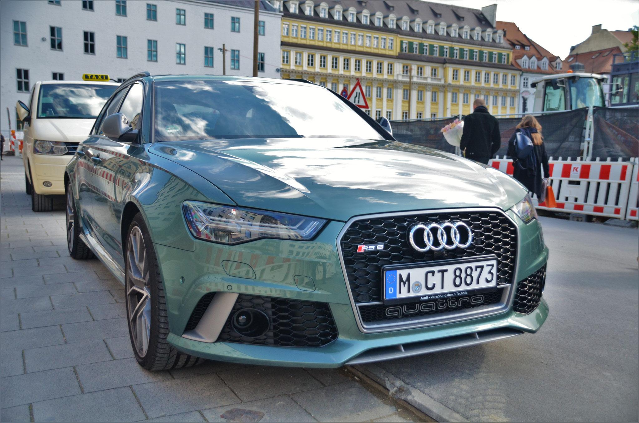 Audi RS6 - M-CT-8873