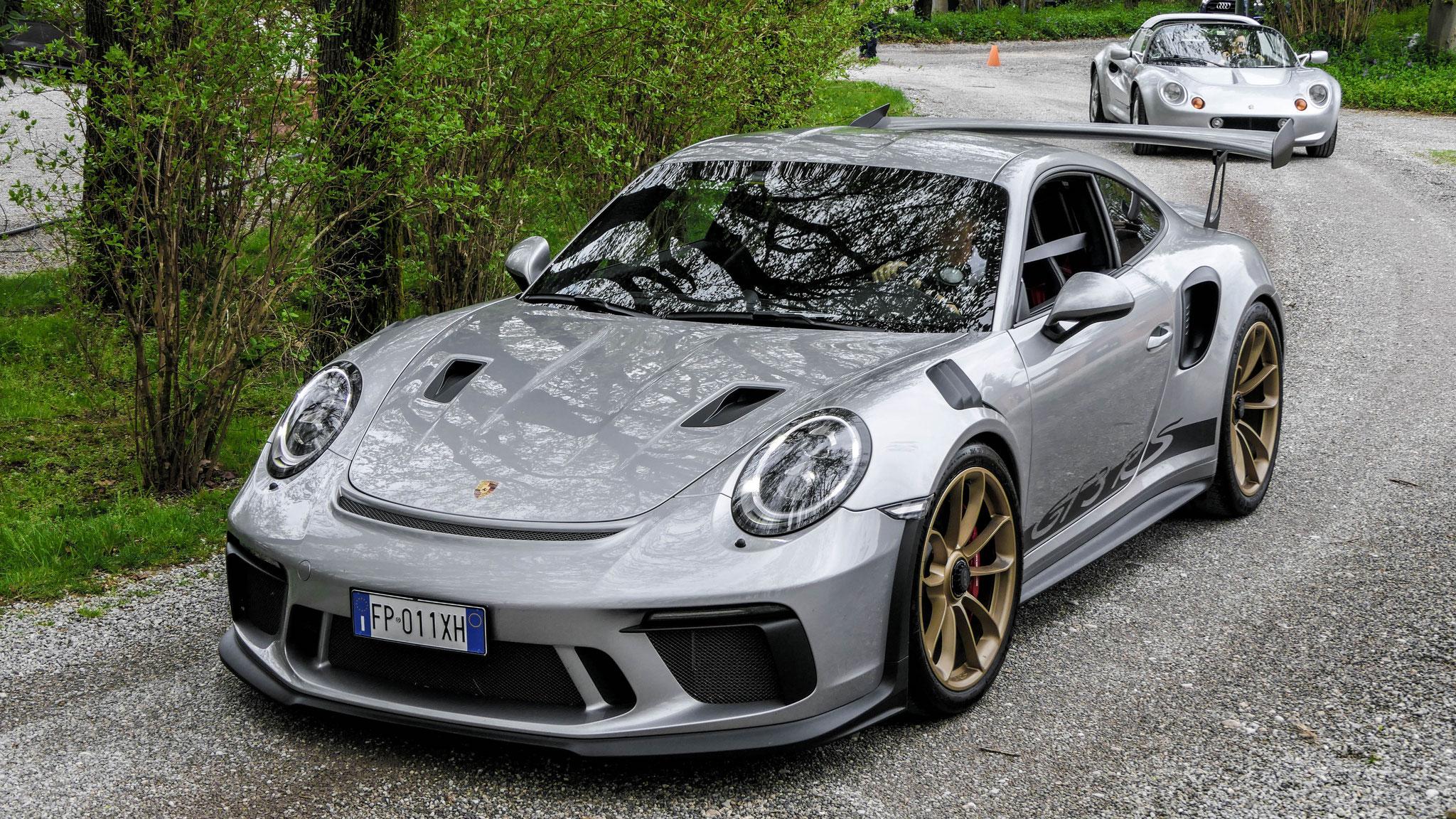 Porsche 911 991.2 GT3 RS - FP-011-XH (ITA)