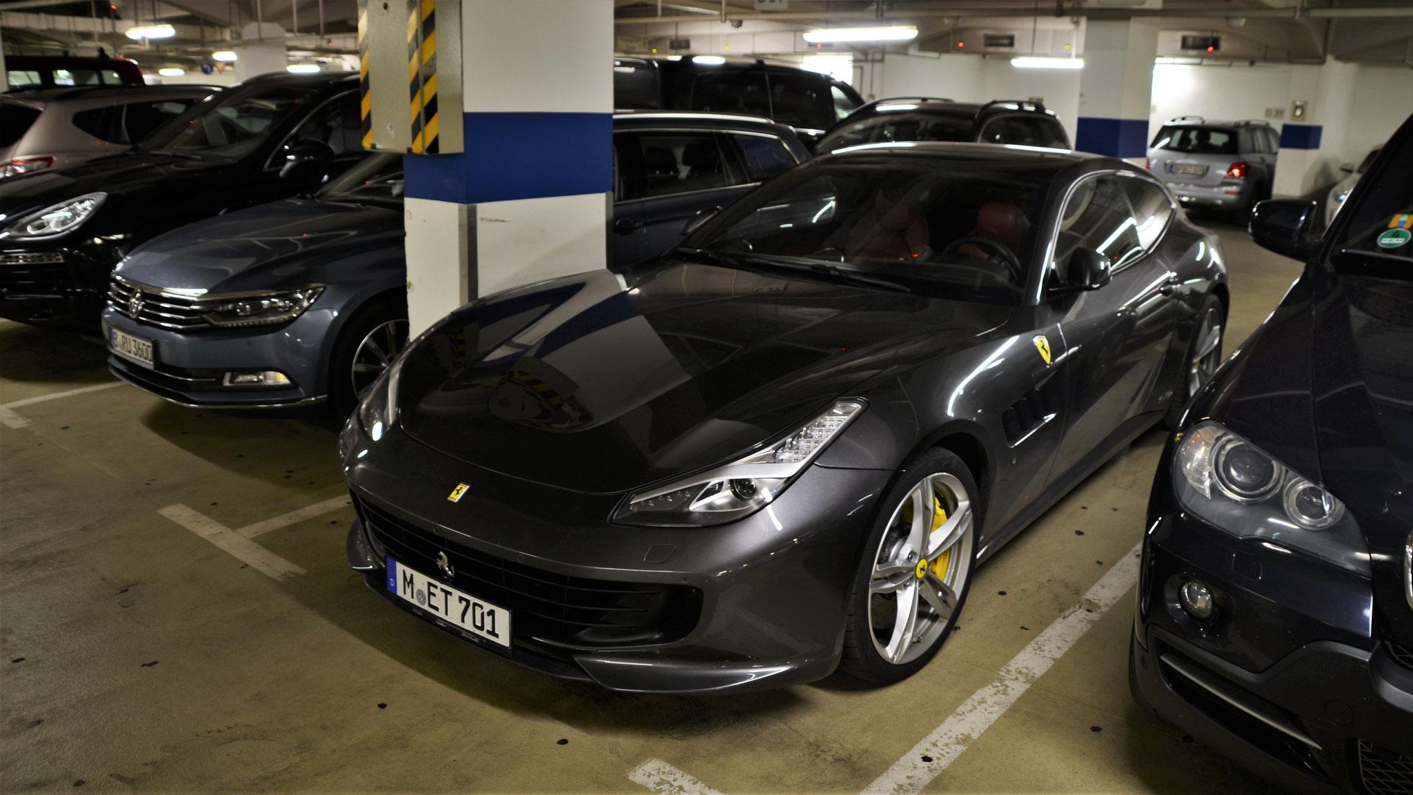 Ferrari GTC4 Lusso - M-ET-701