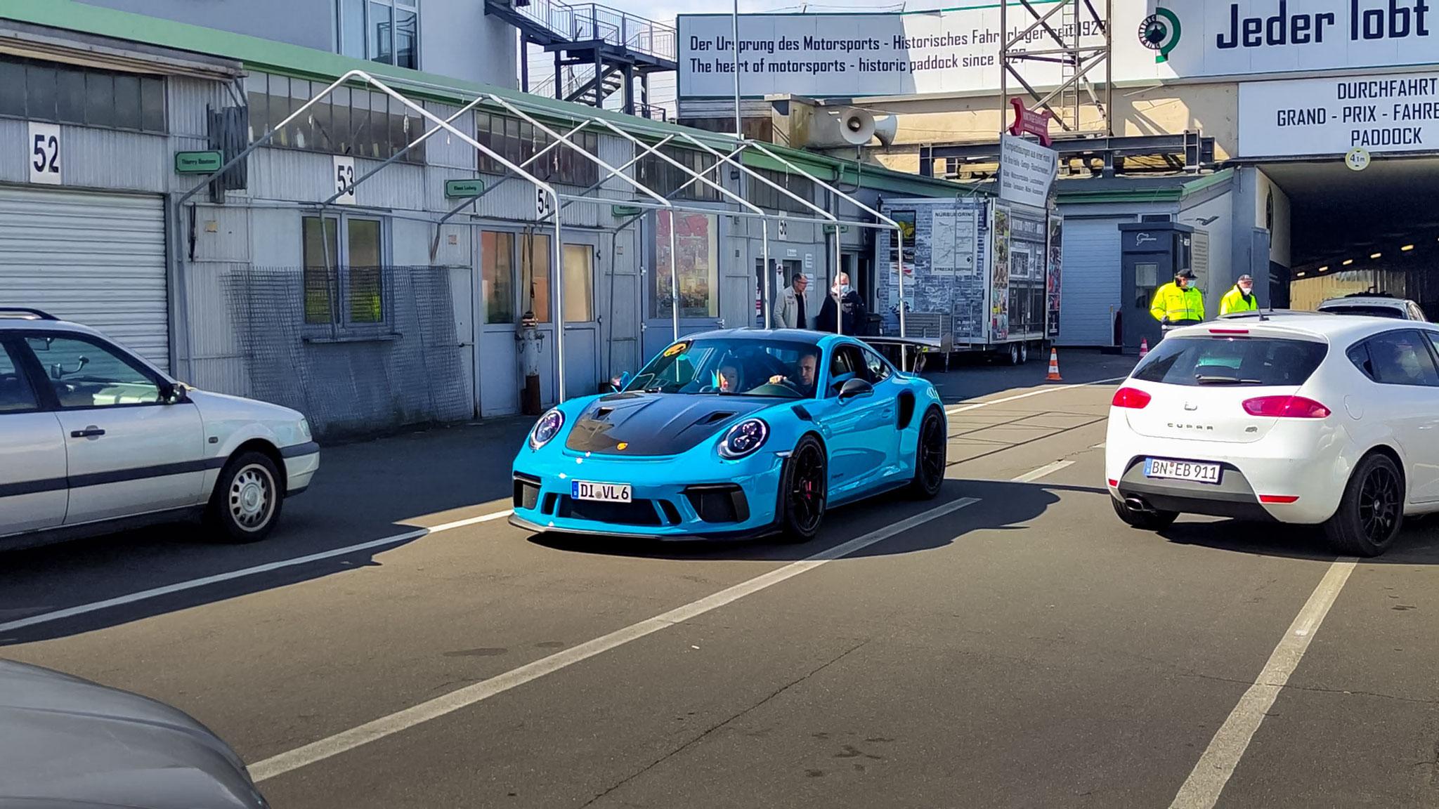 Porsche 911 991.2 GT3 RS - DI-VL-6