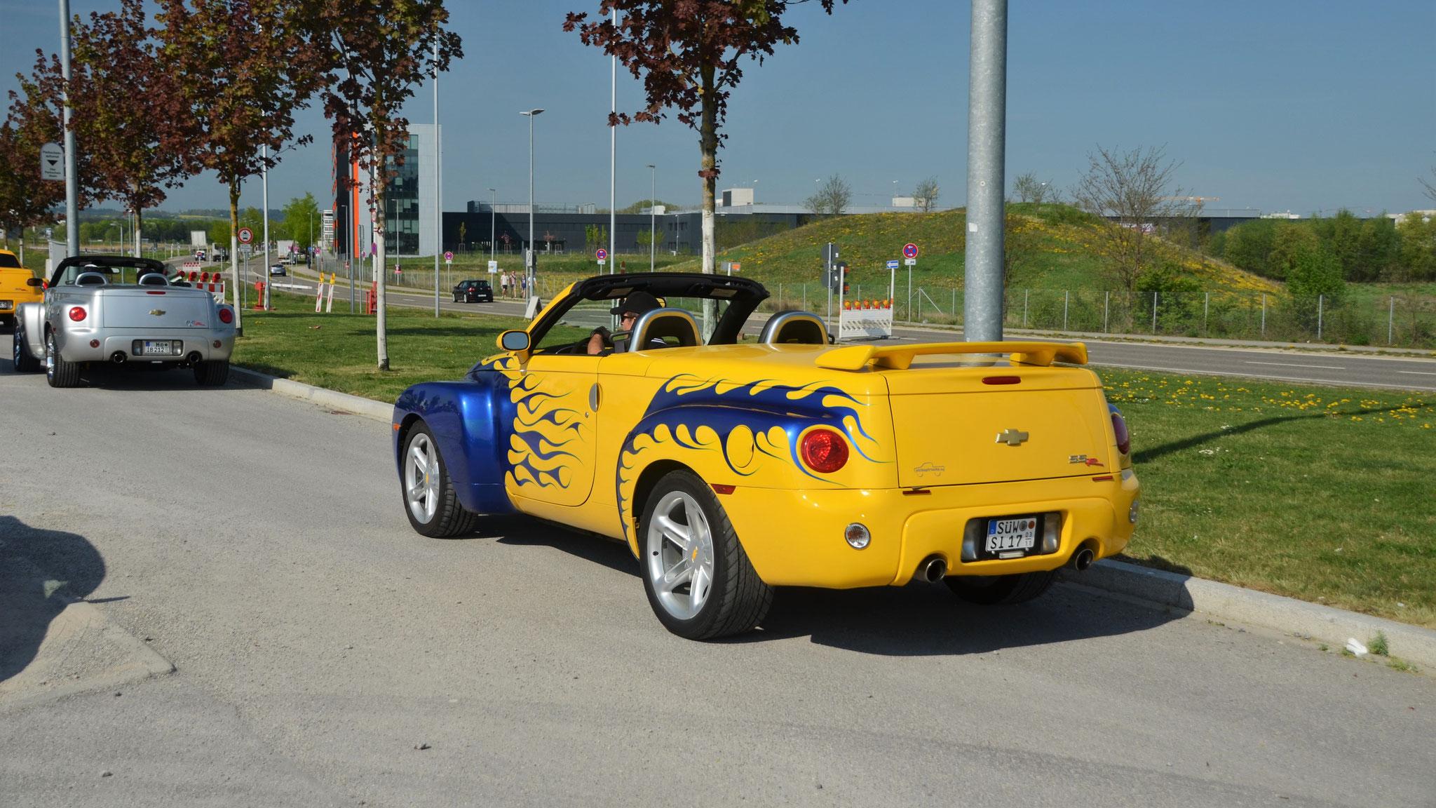Chevrolet SSR - SÜW-SI-17