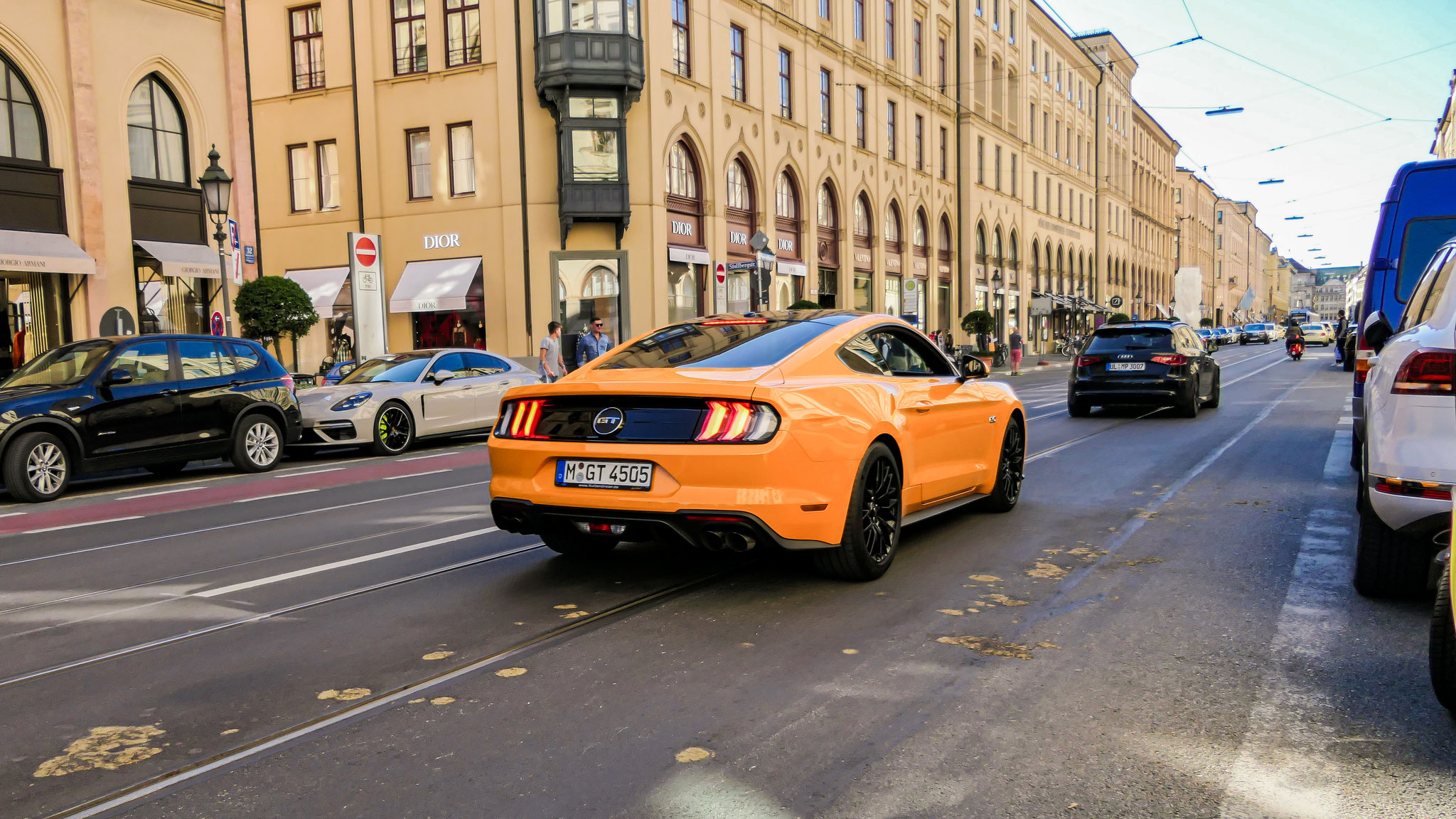 Ford Mustang GT - M-GT-4505