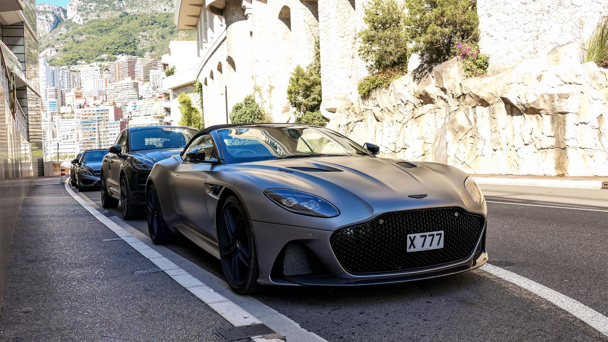 Aston Martin Carspotting Car Photography In Munich