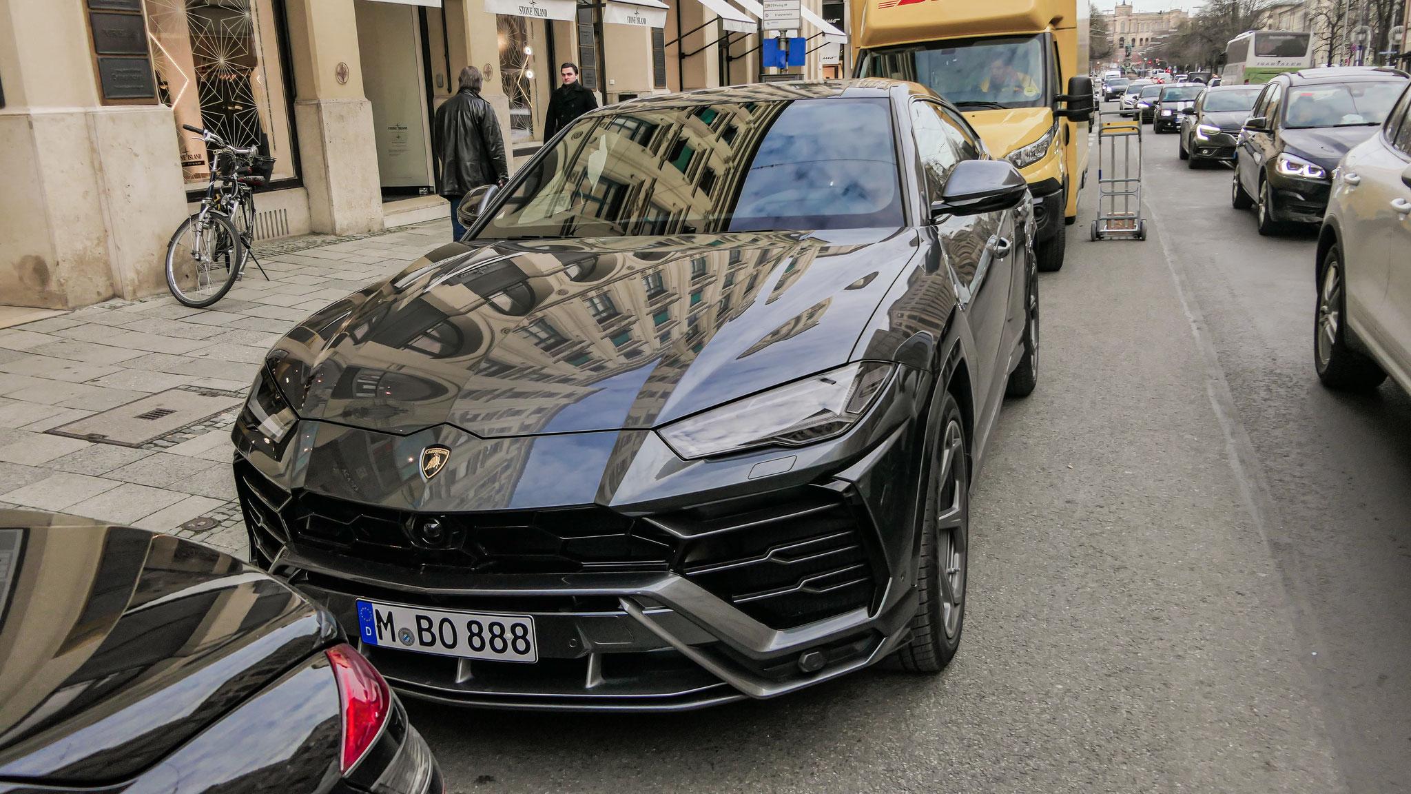 Lamborghini Urus - M-BO-888