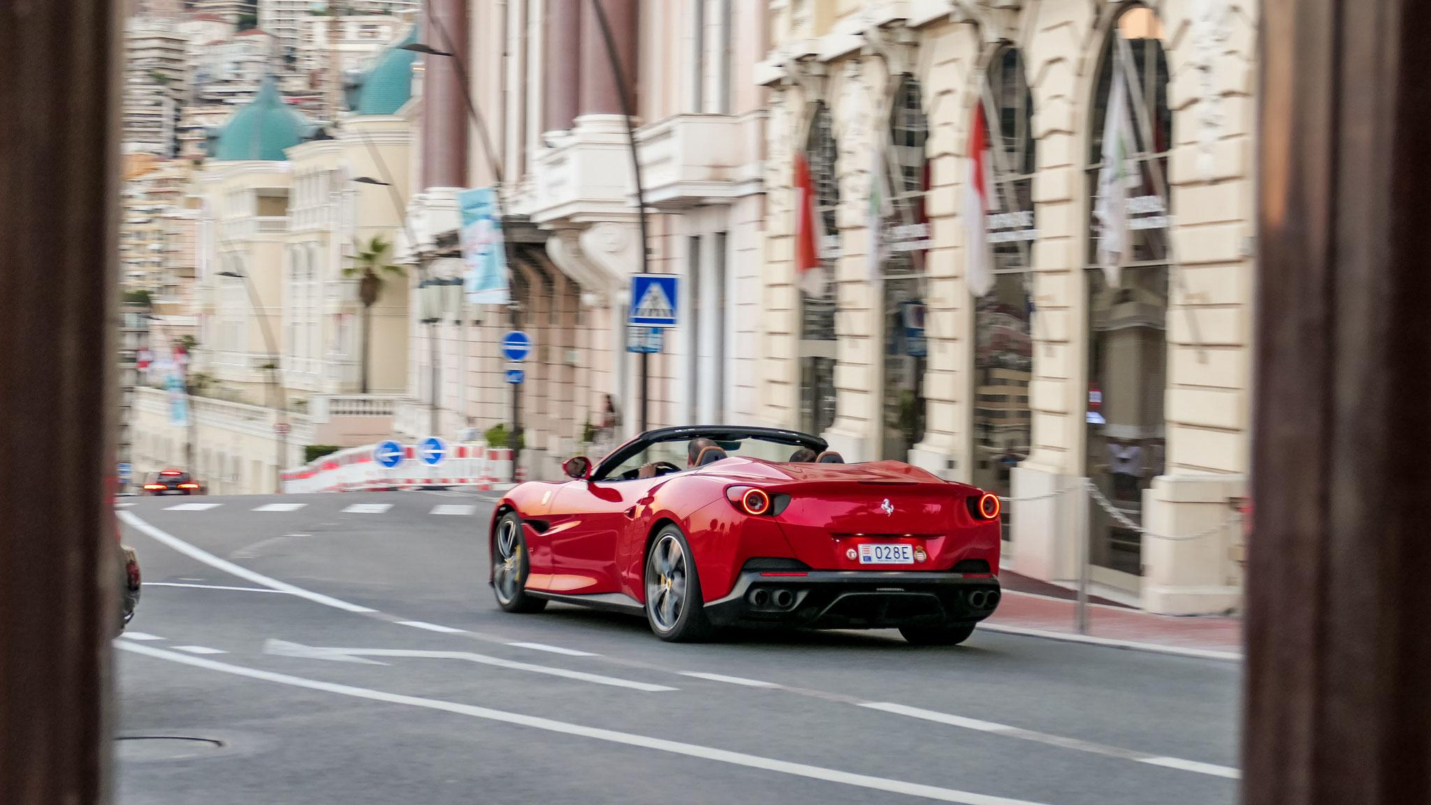 Ferrari Portofino - 028E (MC)