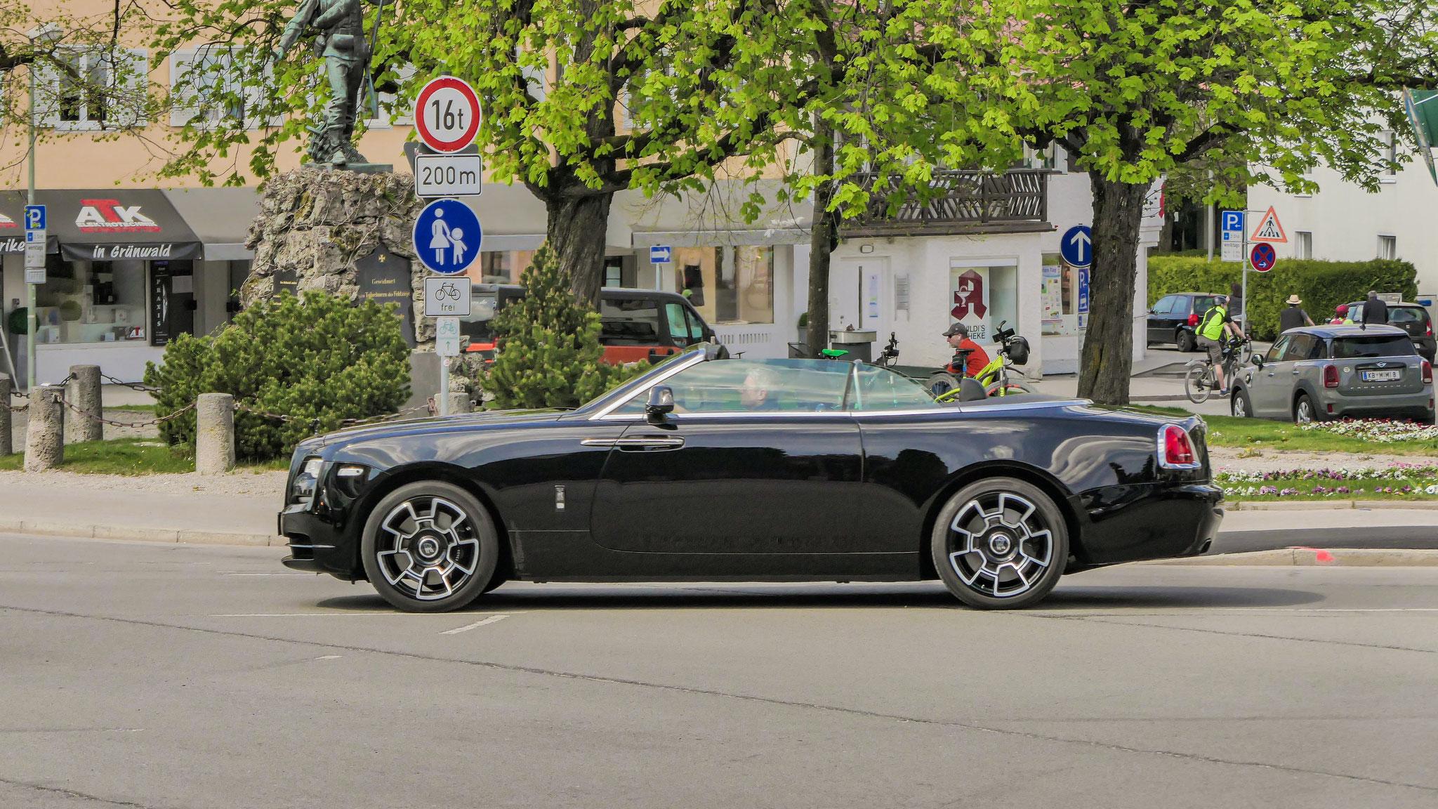 Rolls Royce Dawn - M-RR-26