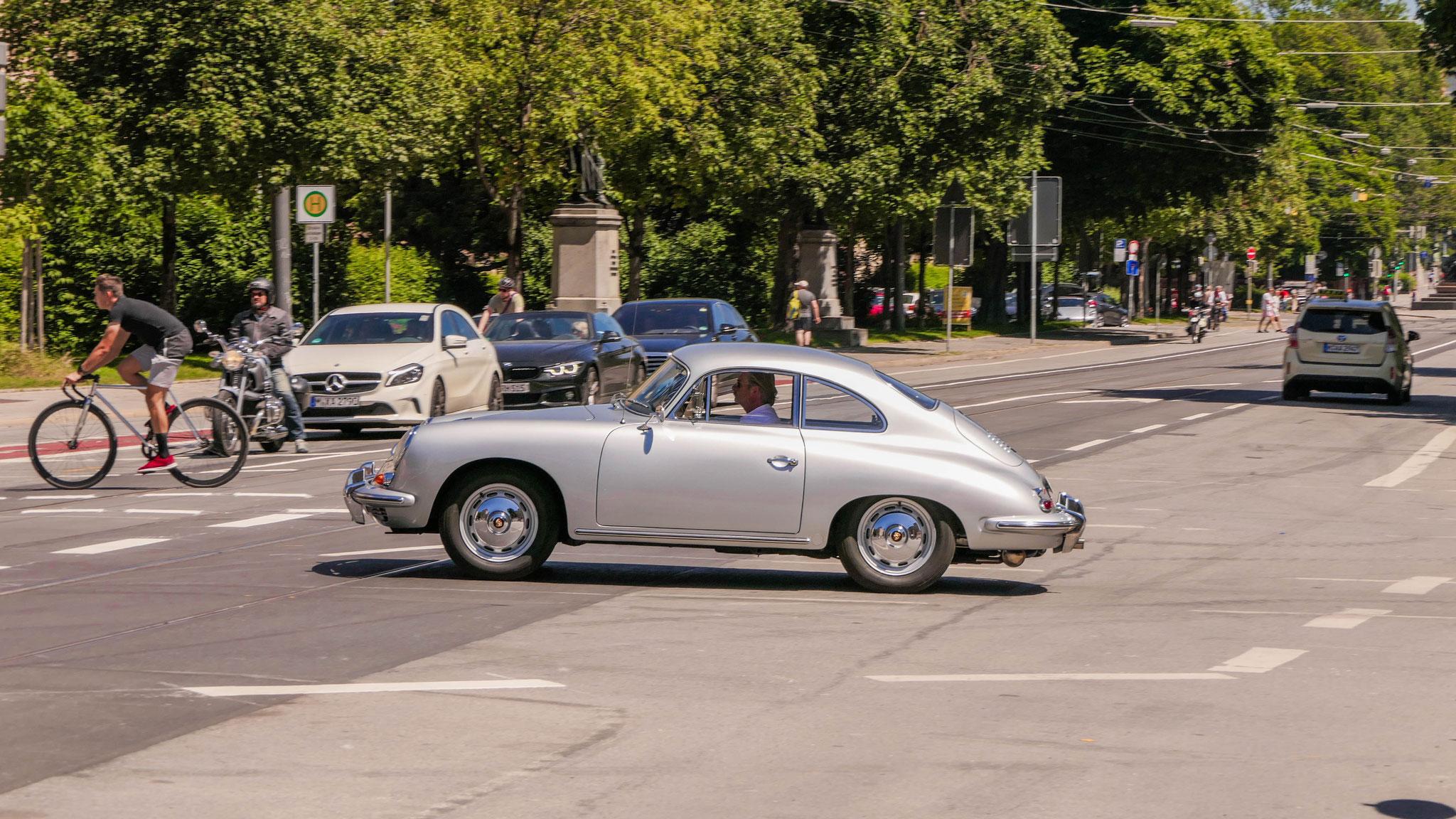 Porsche 356 1600 Super - LA-ND-462H