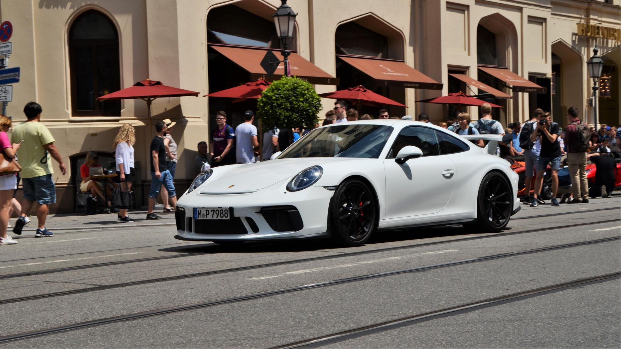 Porsche 991 GT3 - M-P-7988