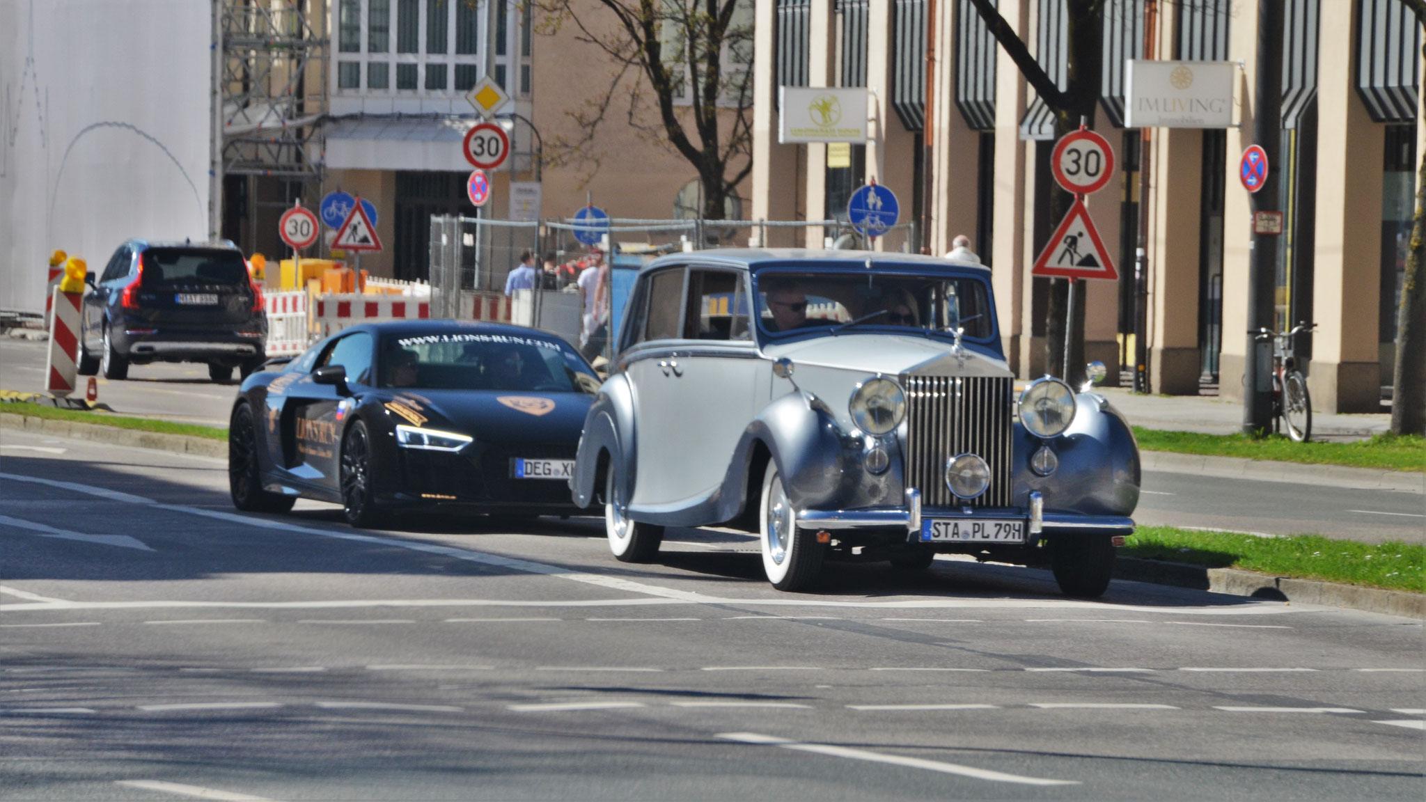 Rolls Royce Silver Cloud I - STA-PL-79H