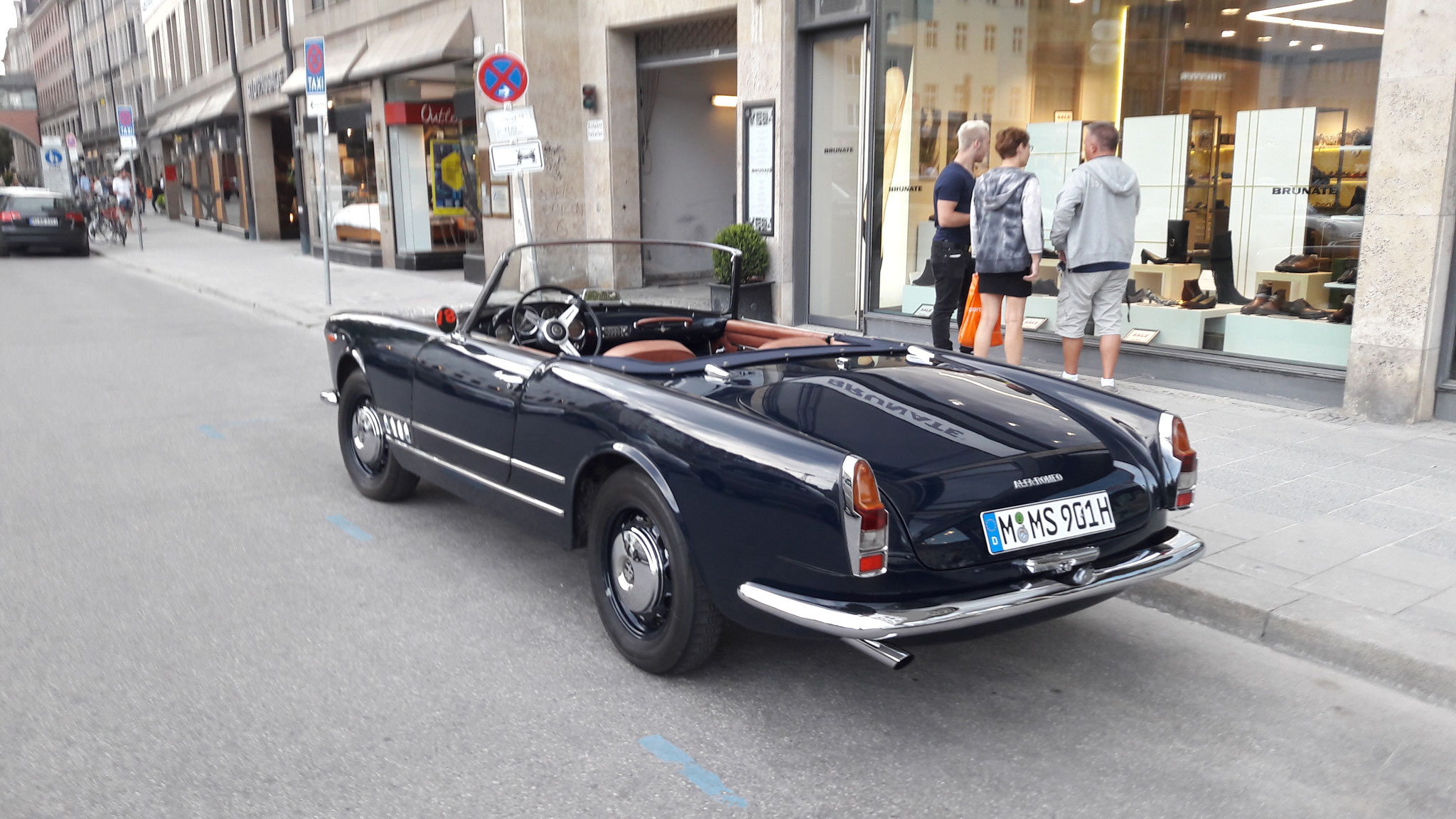 Alfa Romeo 2600 Spider - M-MS-901H