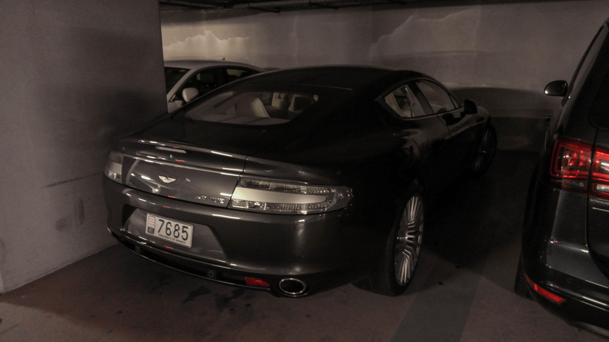 Aston Martin Rapide - 7685 (MC)
