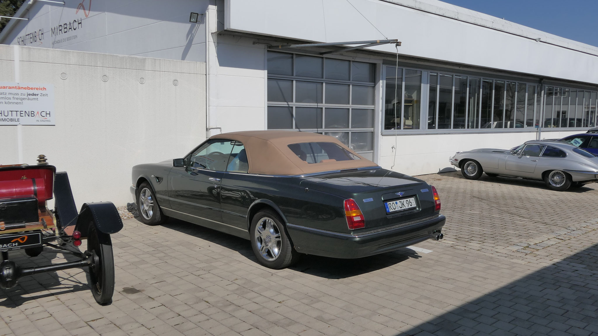 Bentley Azure - RO-JK-96