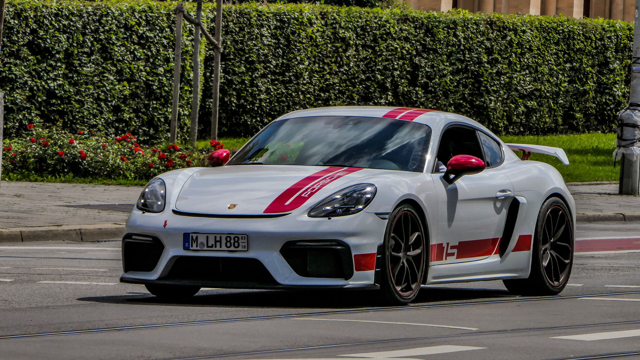 Porsche Cayman GT4 Sports Cup Edition - M-LH-88