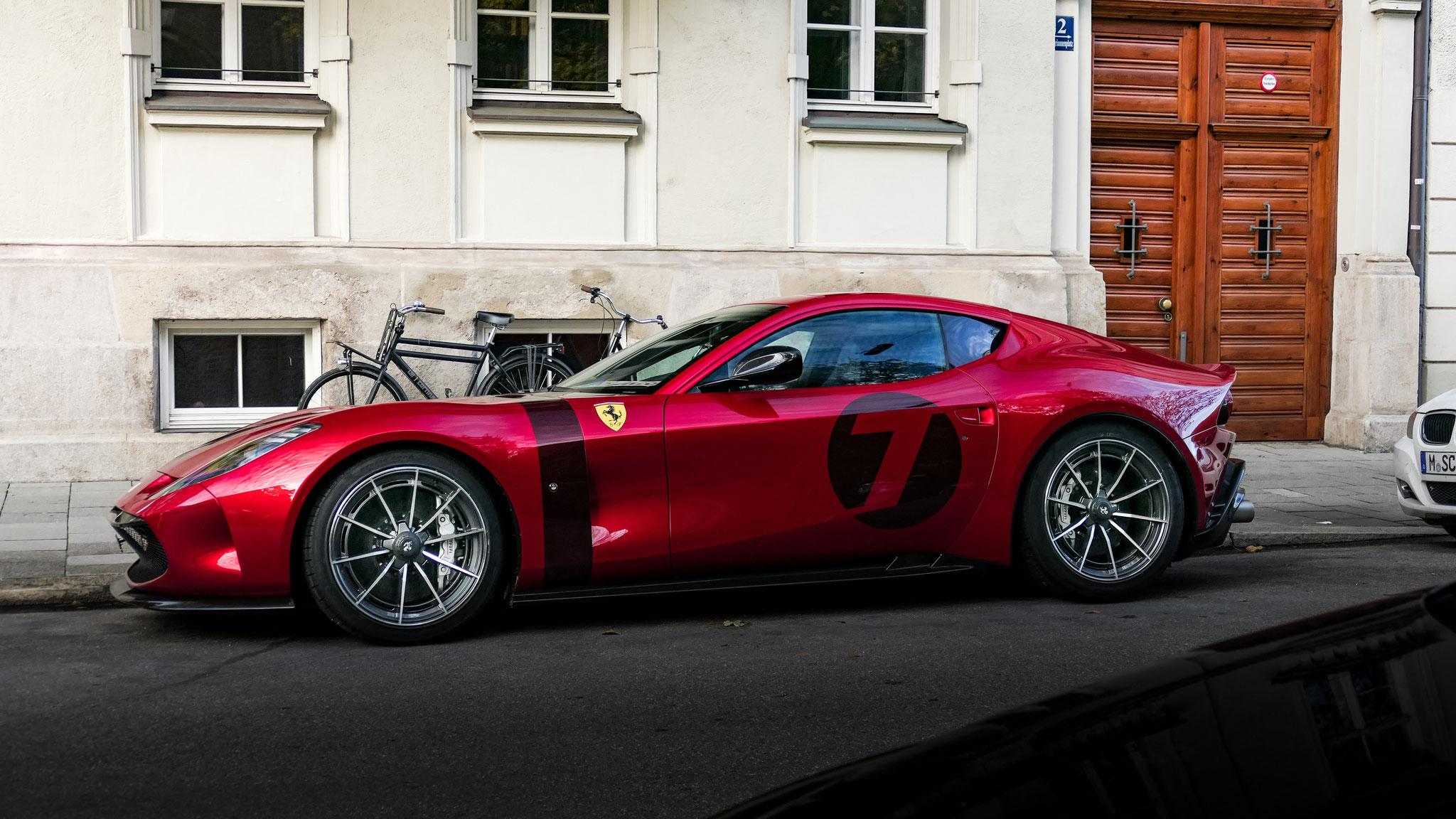 Ferrari Omologata - RH-06038