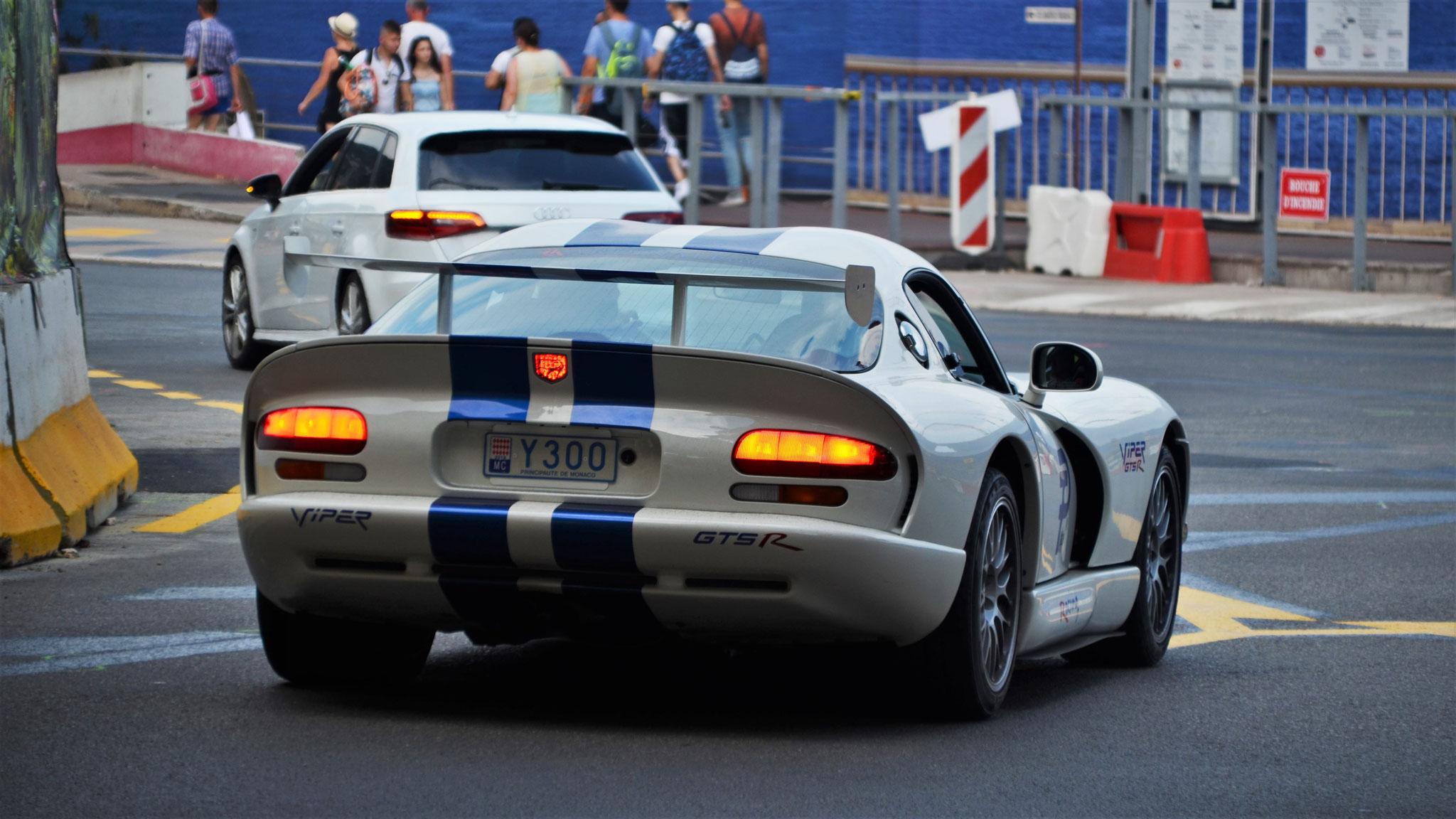 Dodge Viper GTSR - Y300 (MC)