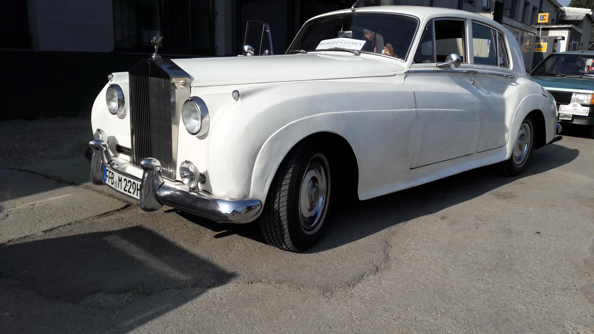 Rolls Royce Silver Cloud II - FFB-M-229H