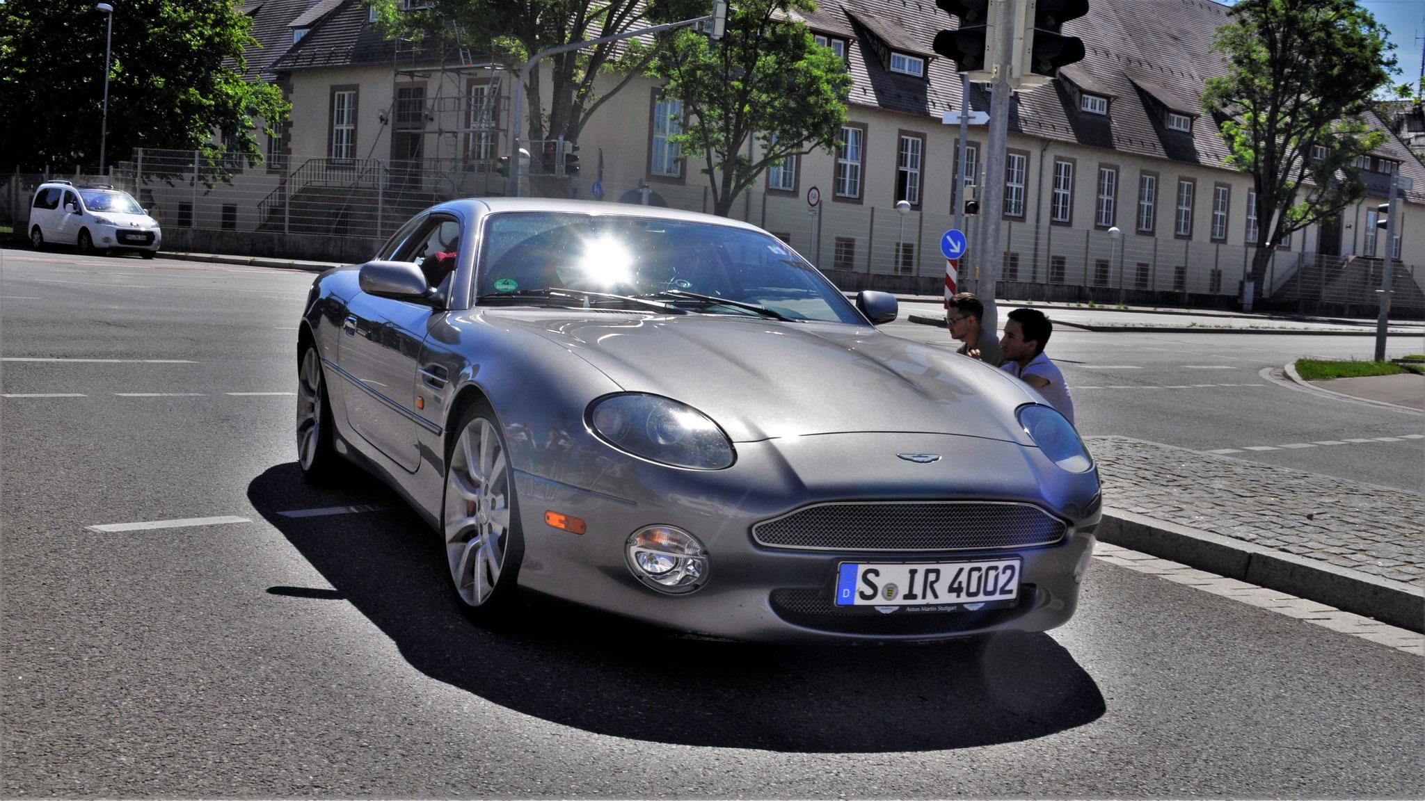 Aston Martin DB7 - S-IR-4002