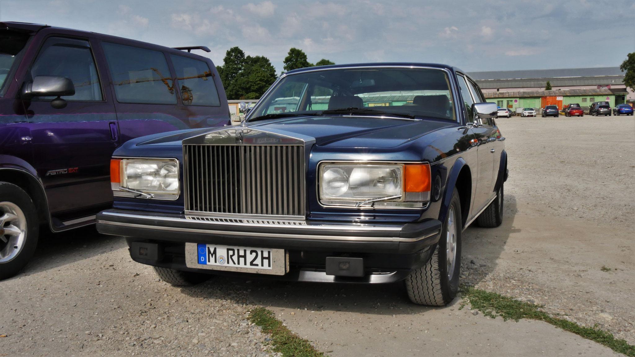 Rolls Royce Silver Spirit - M-RH-2H