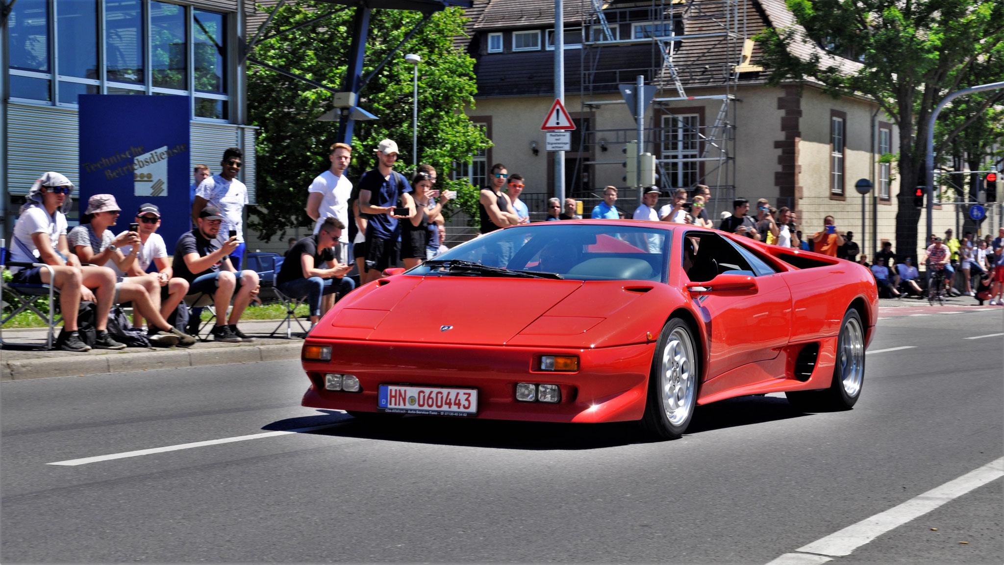 Lamborghini Diablo - HN-060443