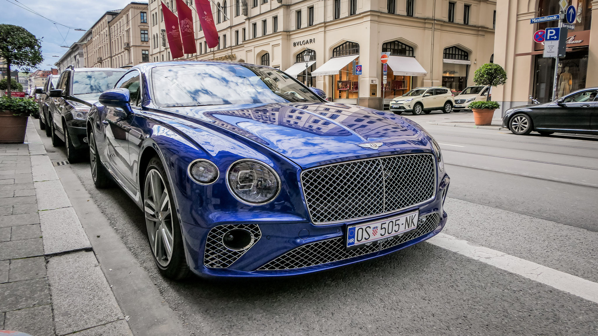 Bentley Continental GT - OS-505-NK (KRO)