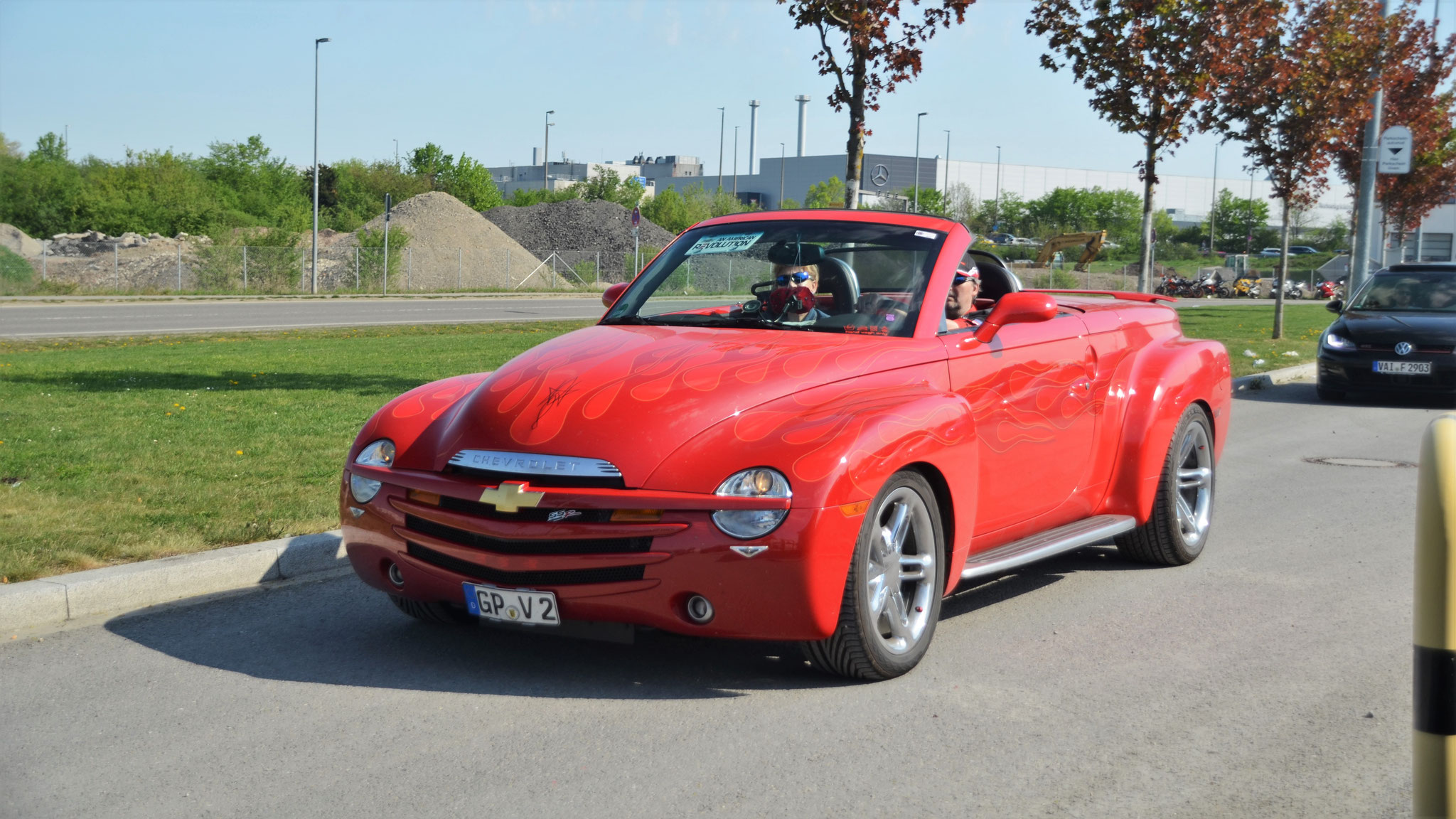Chevrolet SSR - GP-V-2