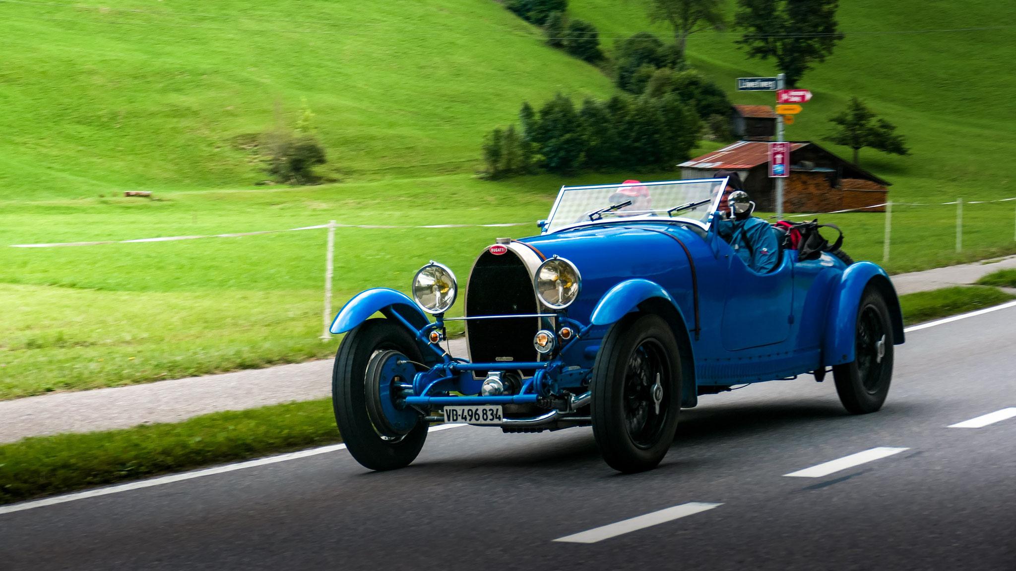 Bugatti Type 40 - VD-496834 (CH)