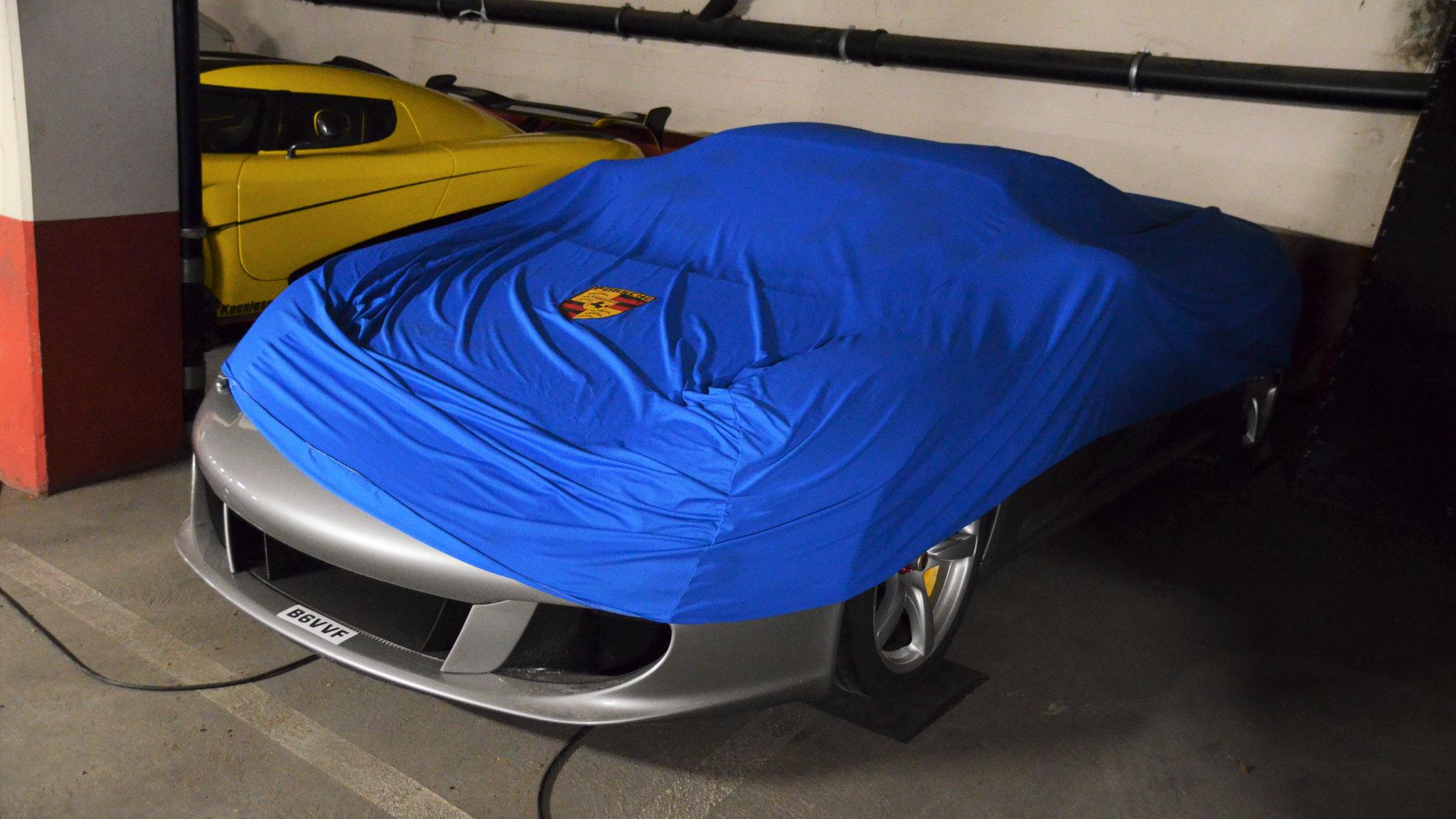 Porsche Carrera GT - B6VVF (GB)