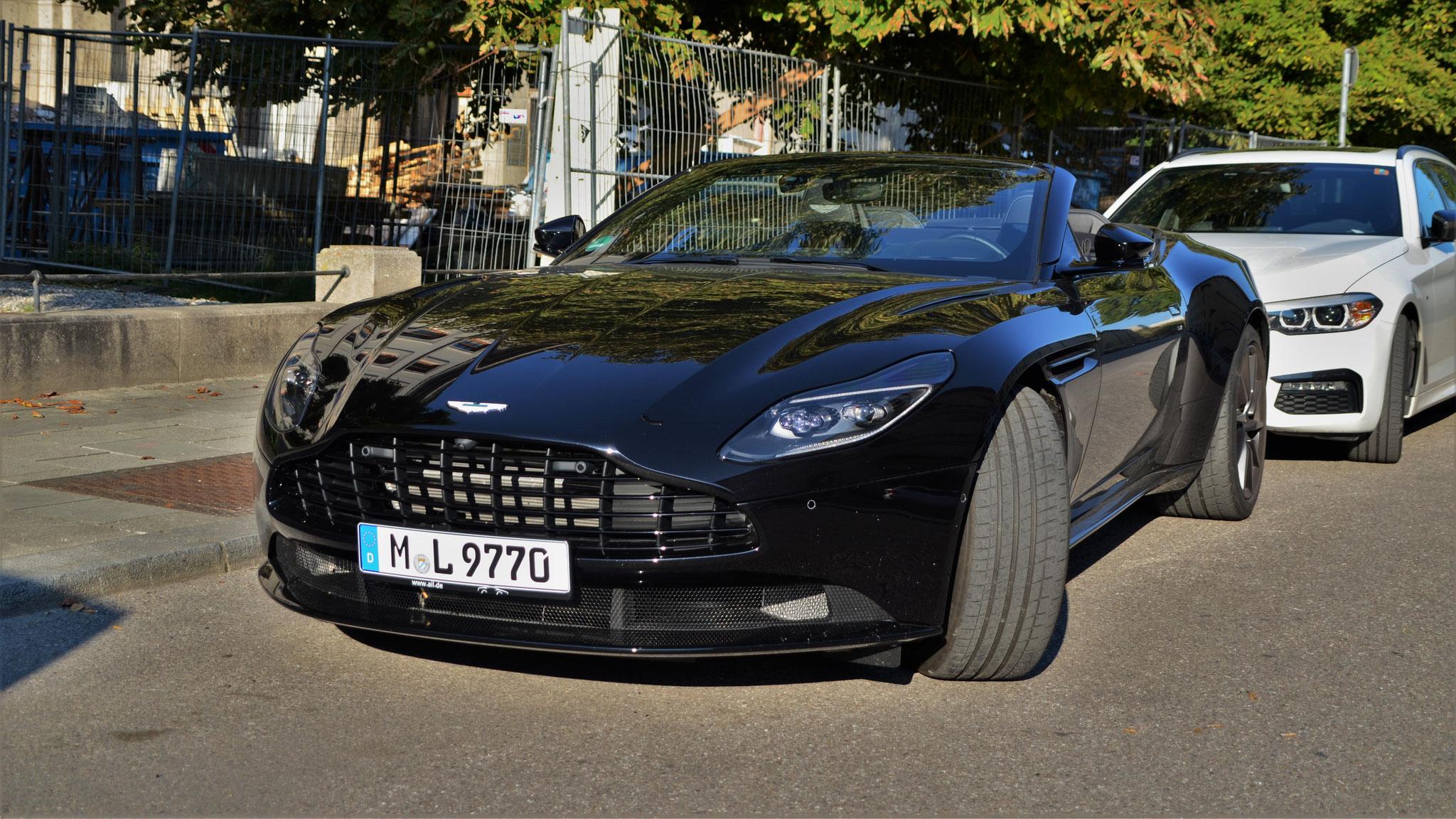 Aston Martin DB11 Volante - M-L-9770