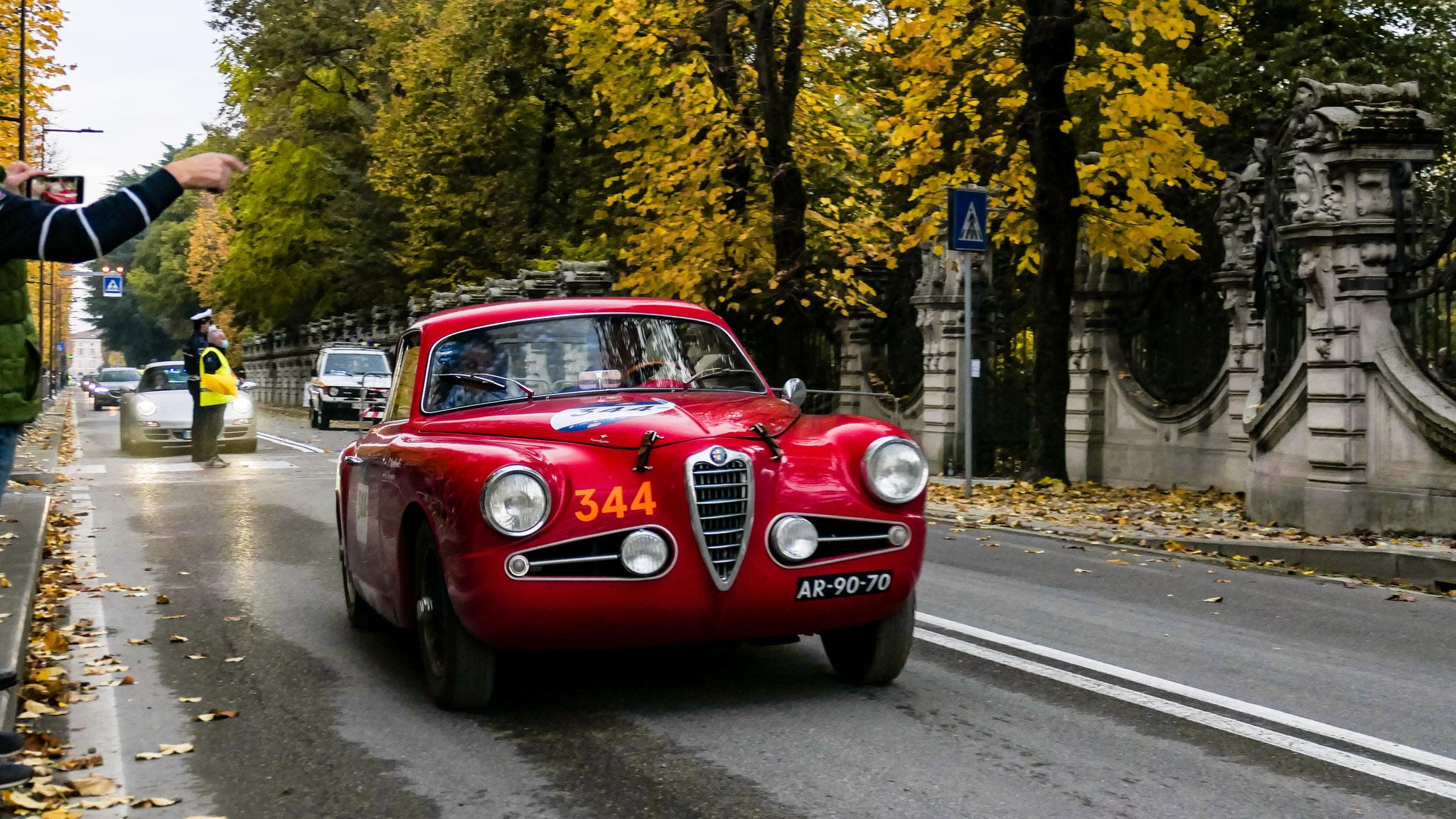 Alfa Romeo 1900C Super Sprint Touring - AR-90-70 (NL)