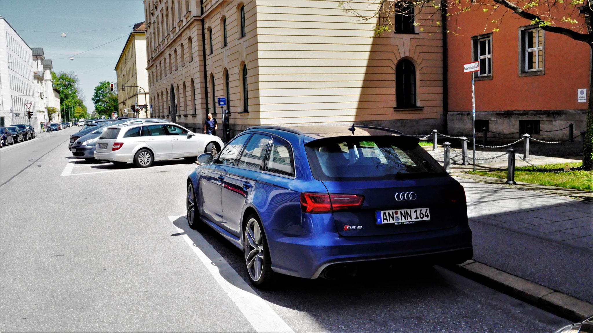 Audi RS6 - AN-NN-164