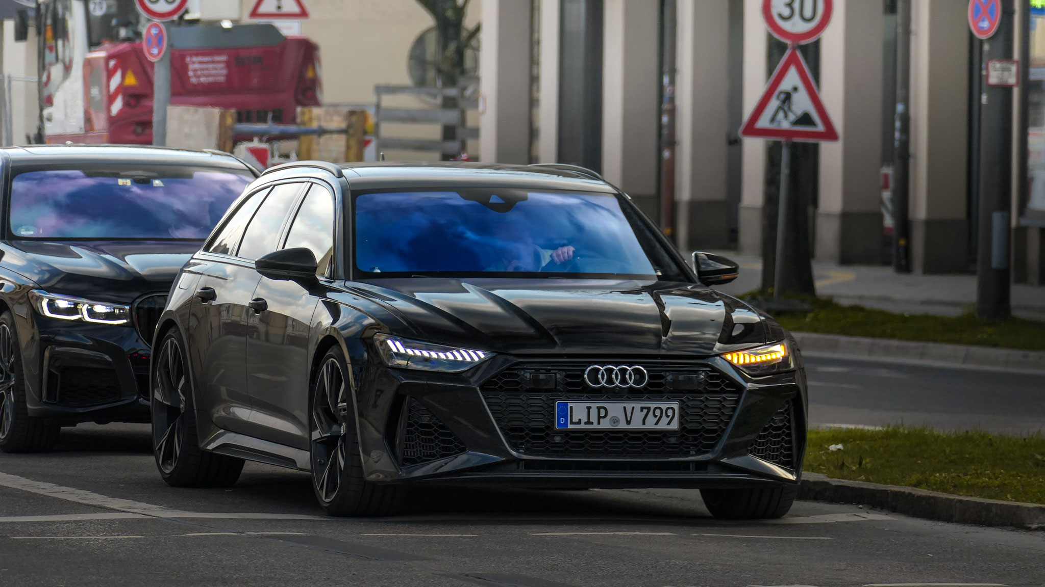 Audi RS6 - LIP-V-799
