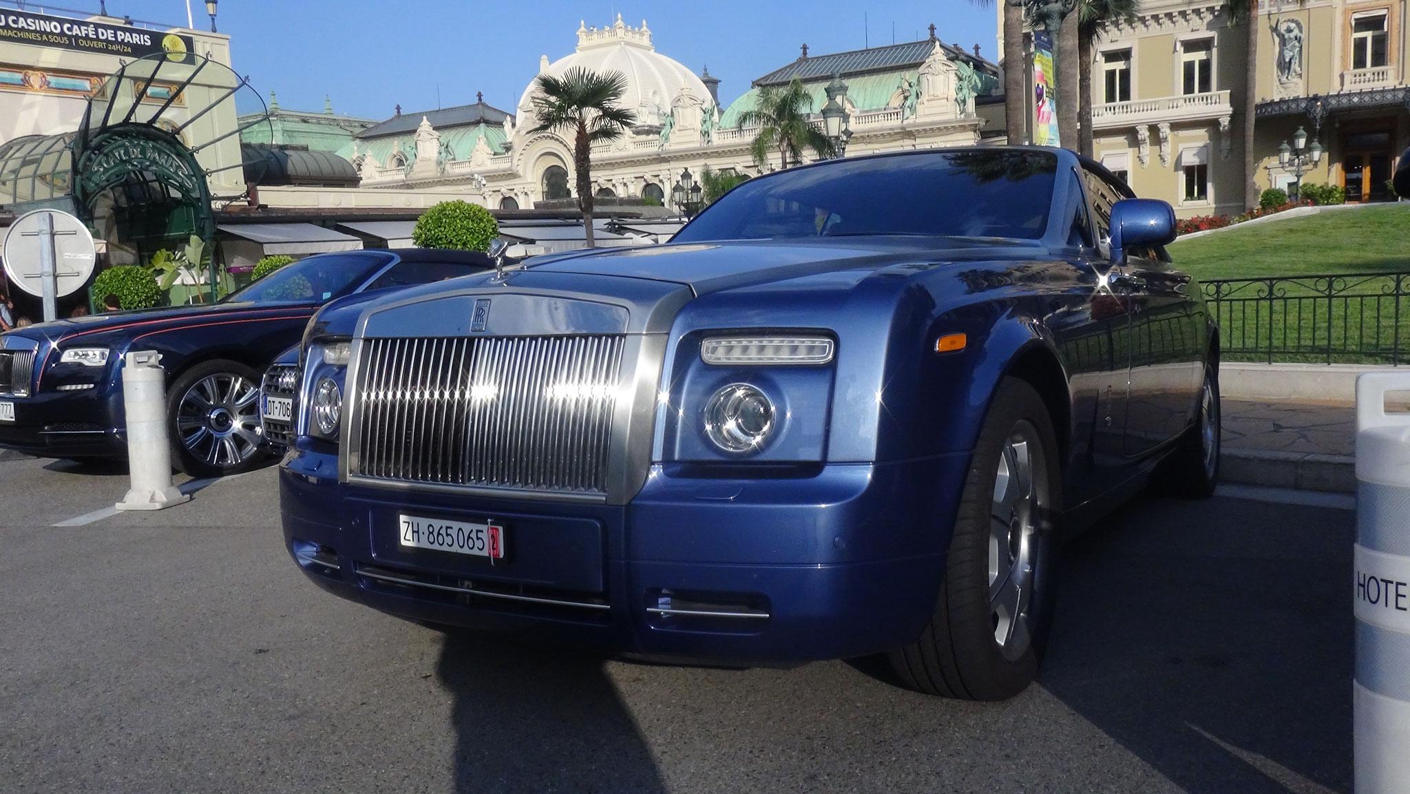 Rolls Royce Drophead - ZH-865065 (CH)