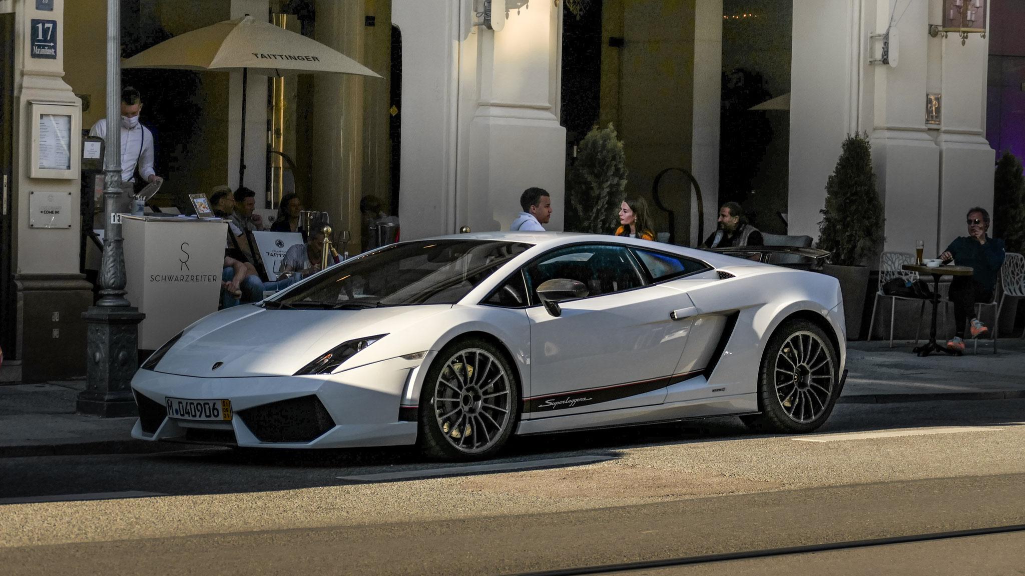 Lamborghini Gallardo Superleggera - M-04906