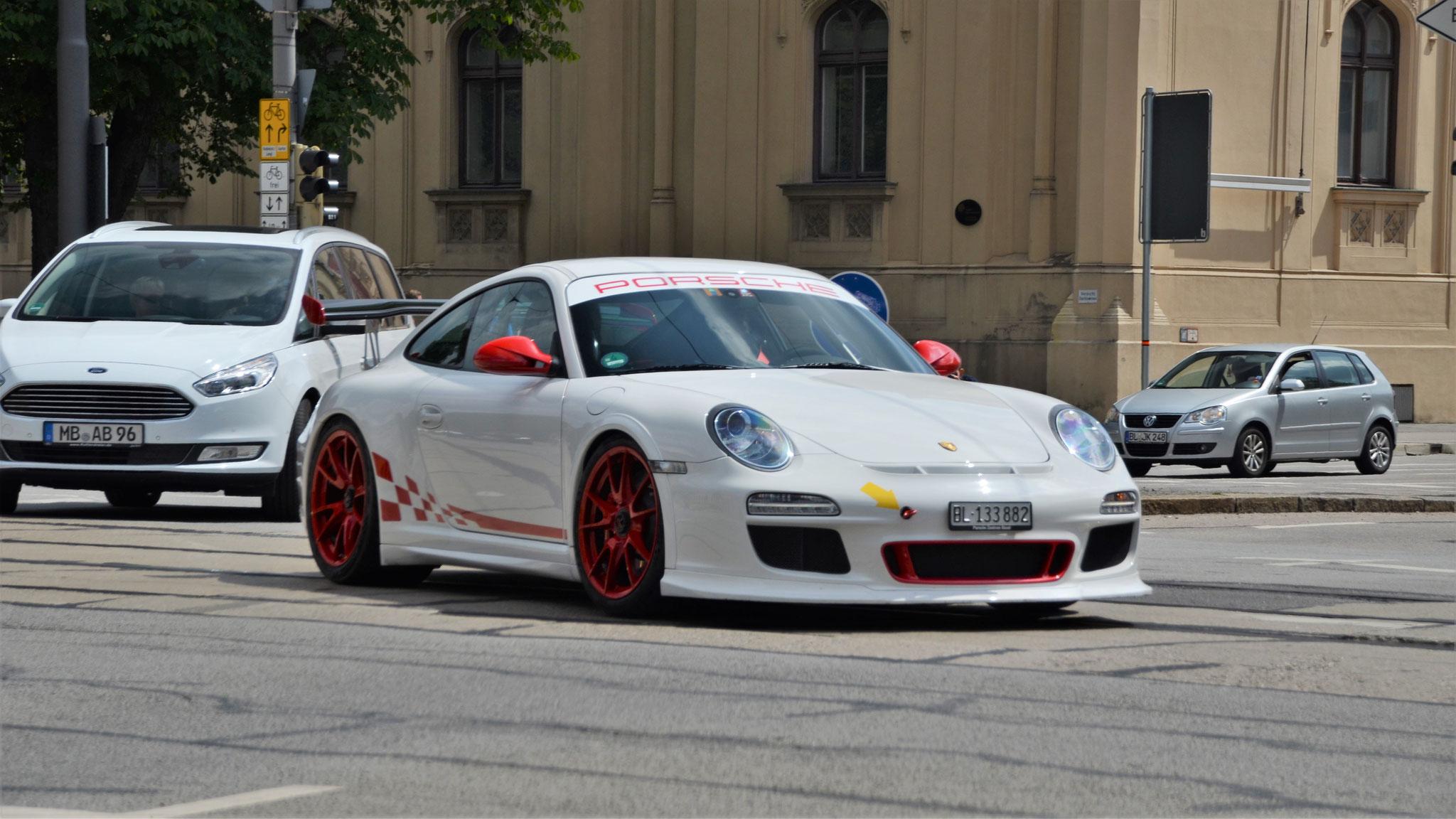 Porsche 911 GT3 RS - BL-133882 (CH)