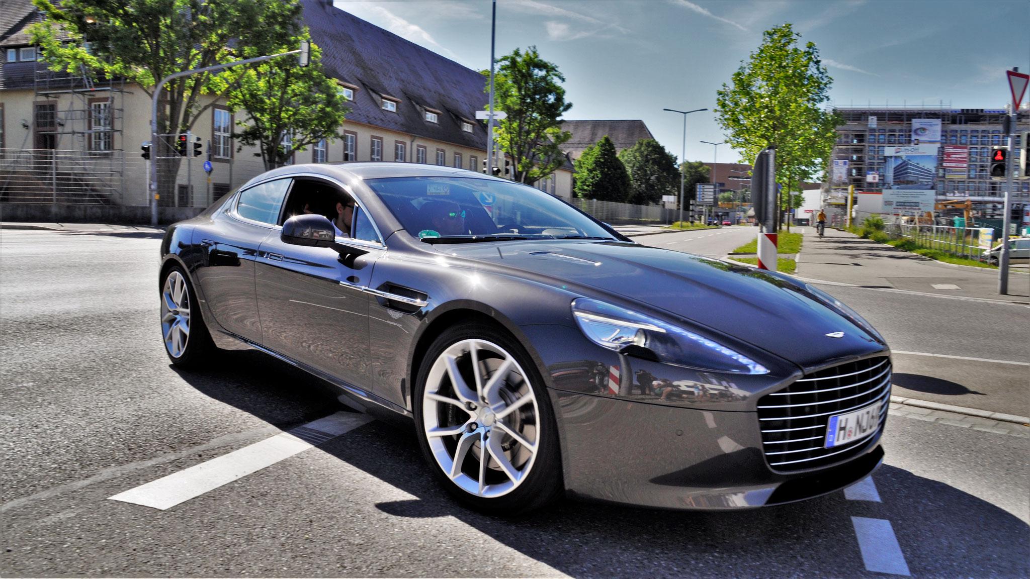 Aston Martin Rapide S - H-NJ-69