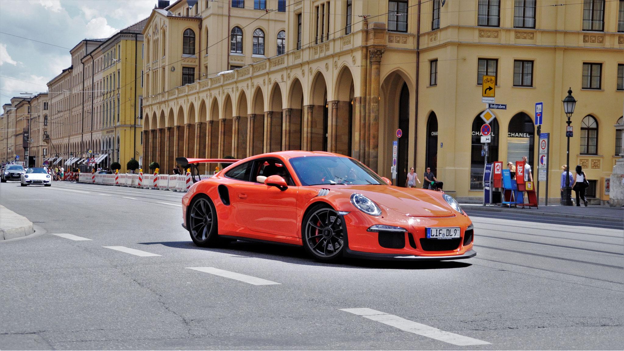 Porsche 911 GT3 RS - LIF-DL-9