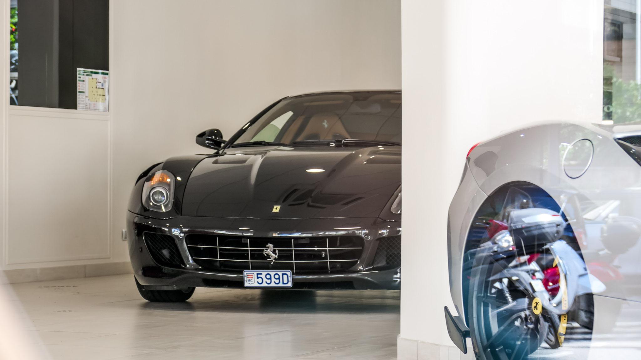 Ferrari 599 GTB - 599D (MC)