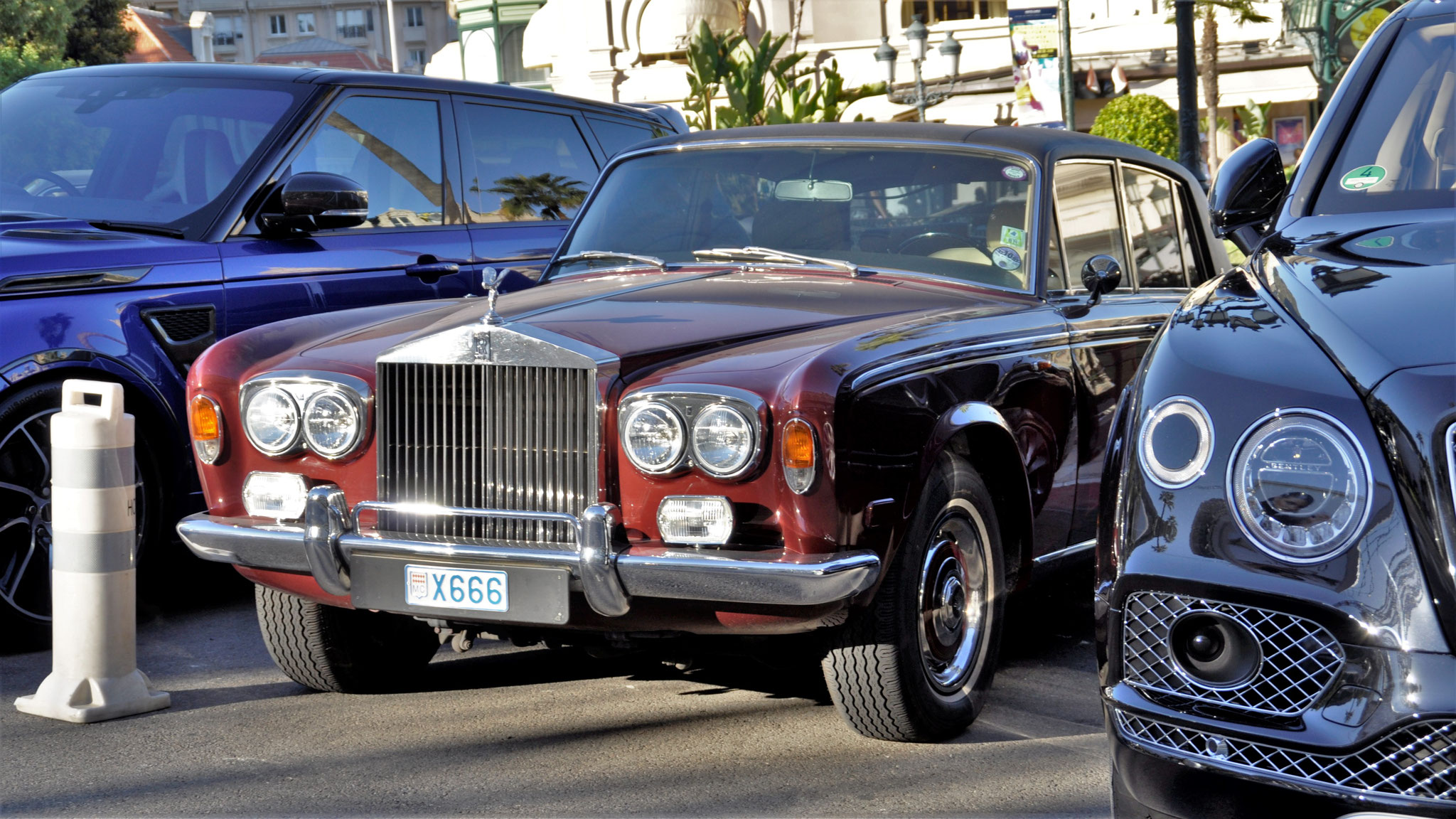 Rolls Royce Silver Shadow - X666 (MC)