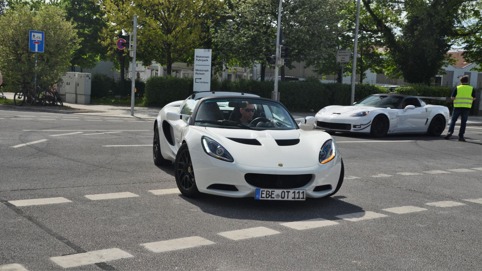 Lotus Elise S3 - M-OT-111