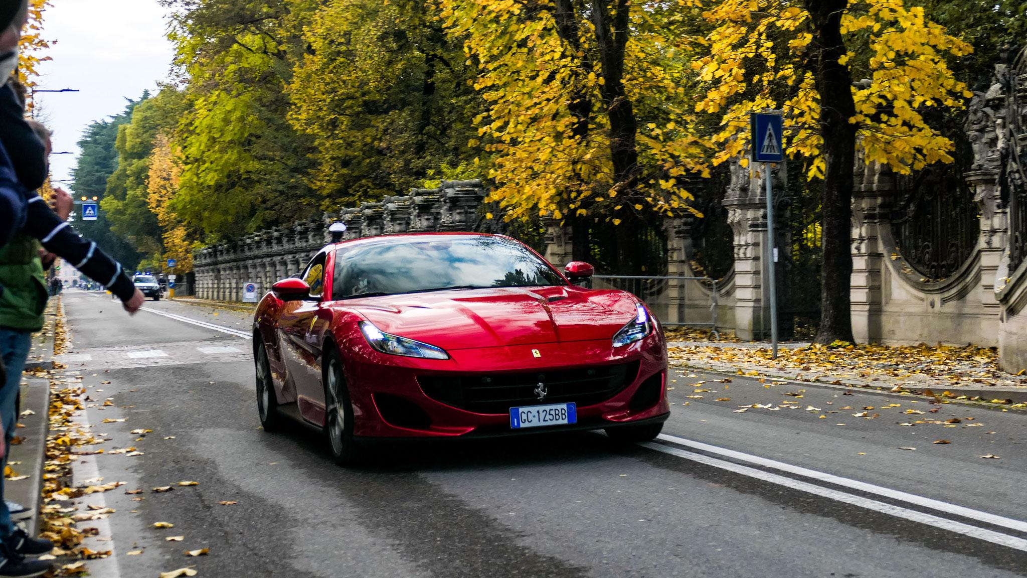 Ferrari Portofino - GC-125-BB (ITA)