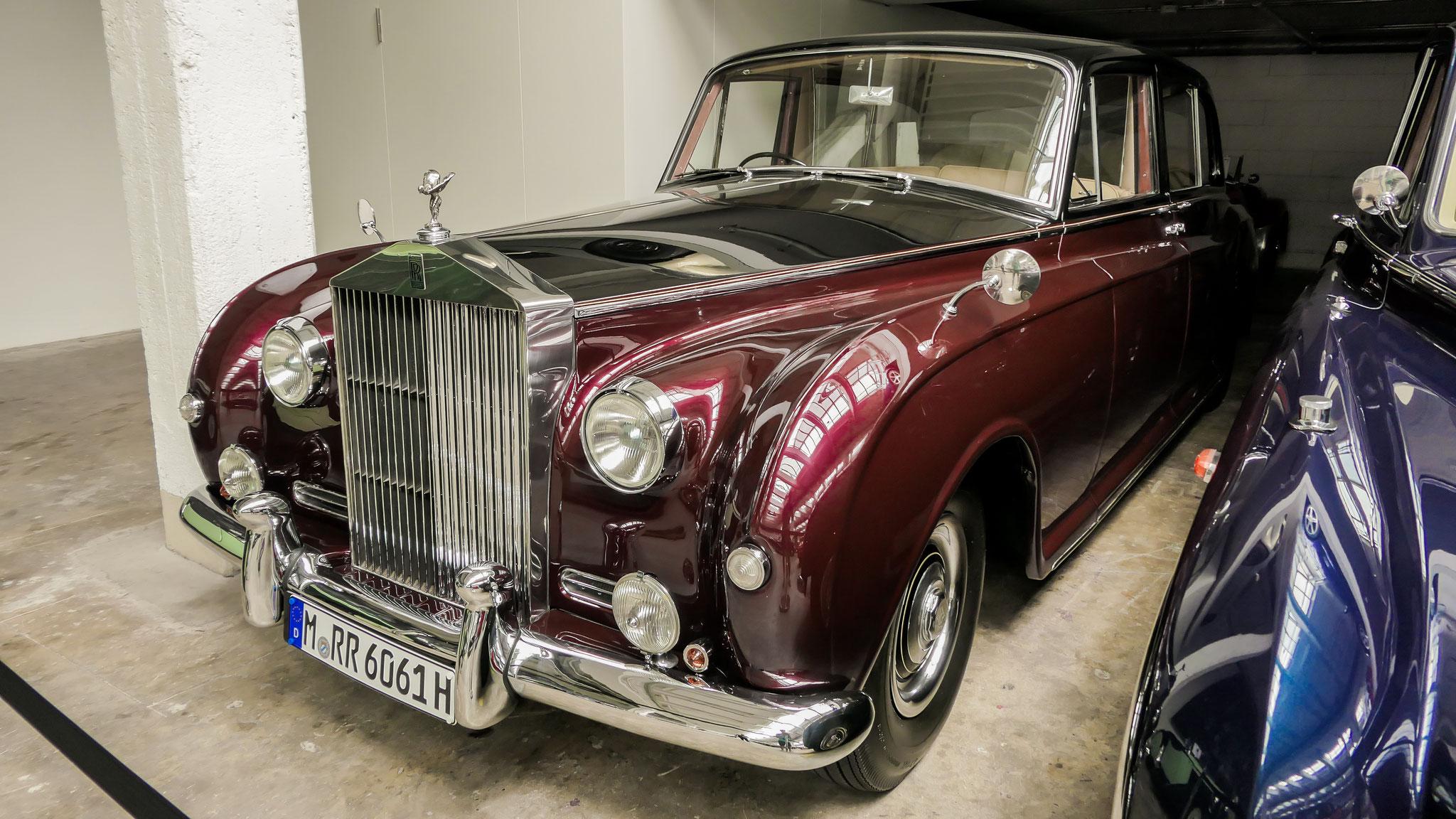 Rolls Royce Silver Cloud I -M-RR-6061H